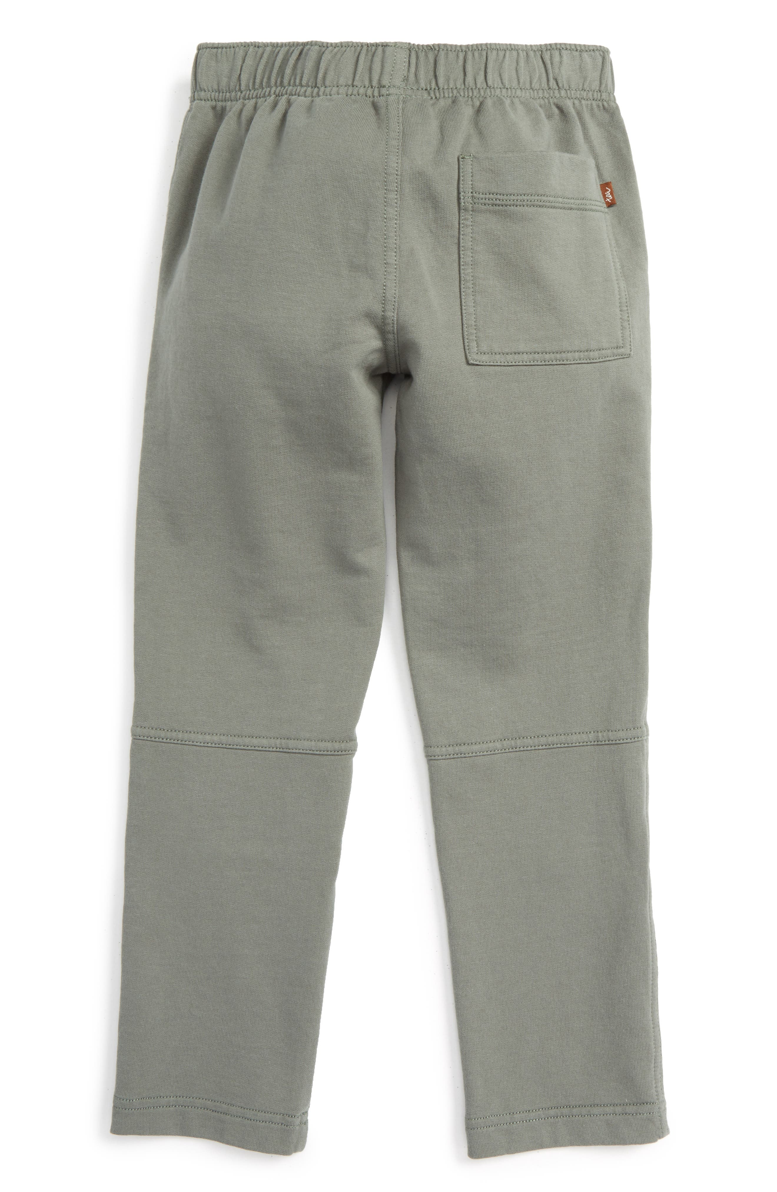 French Terry Pants,                             Alternate thumbnail 2, color,                             OLIVE DRAB