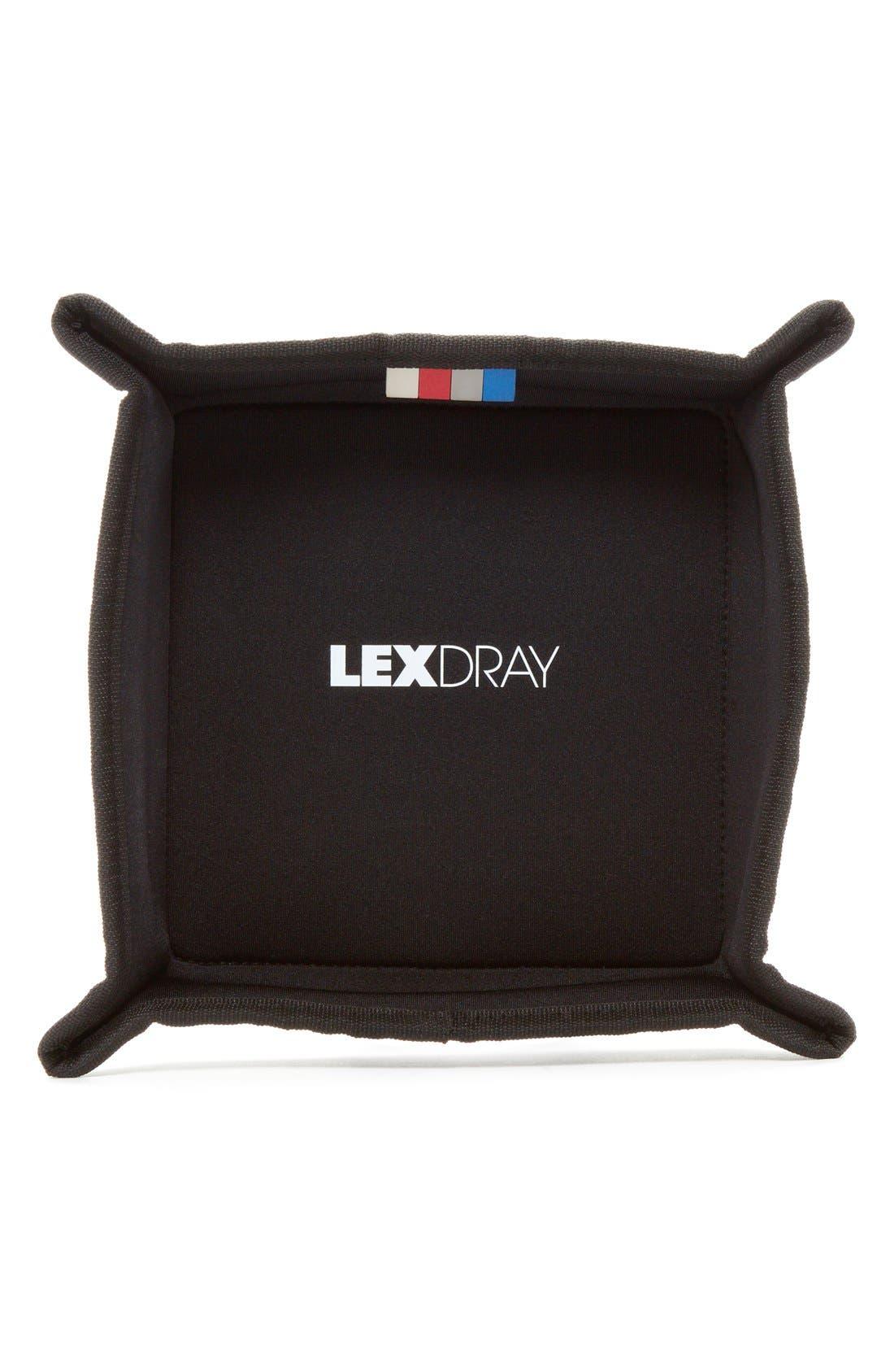 LEXDRAY 'Lisbon' Travel Tray, Main, color, 001