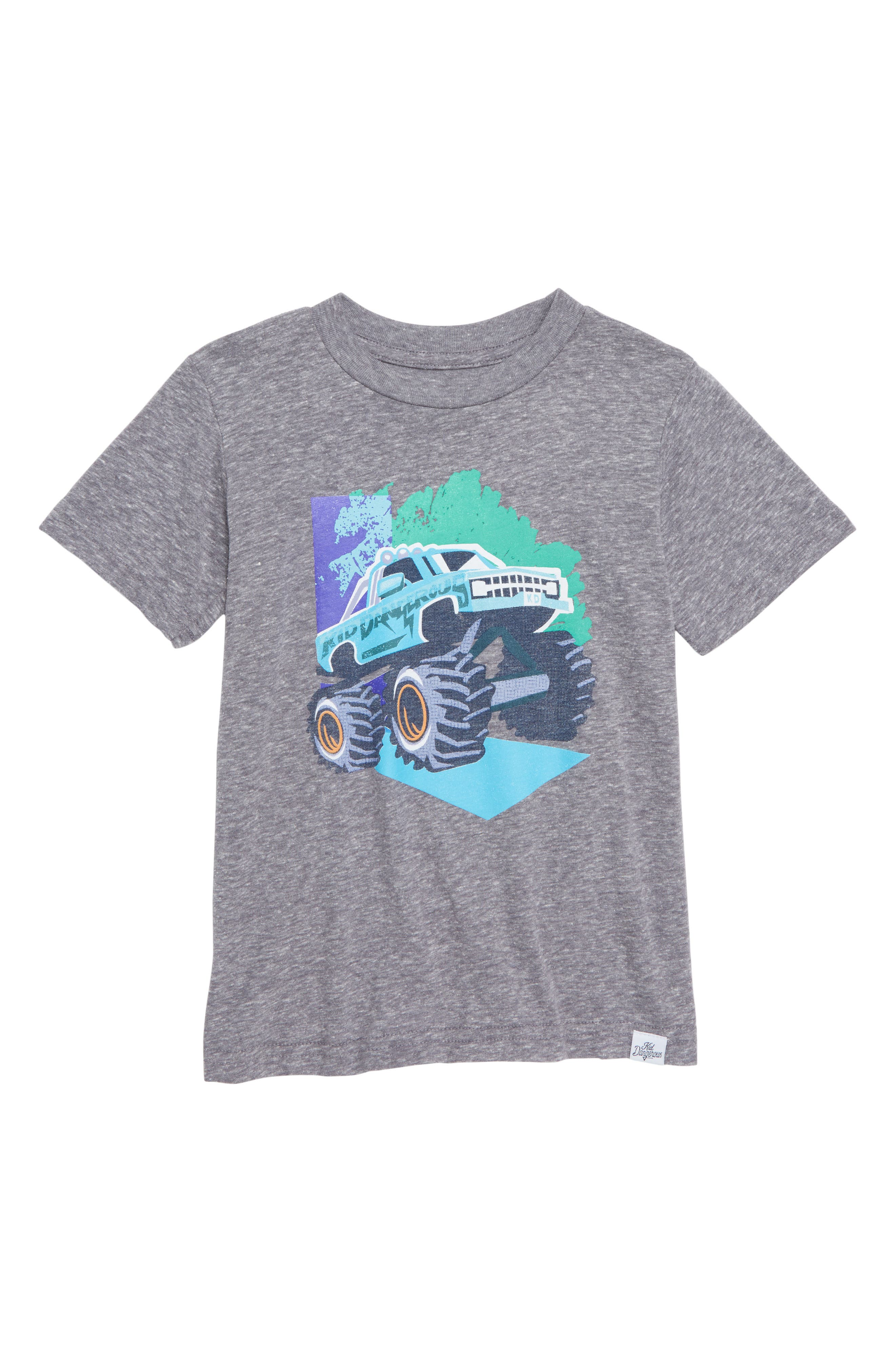 Monster Truck Jam T-Shirt,                             Main thumbnail 1, color,                             030
