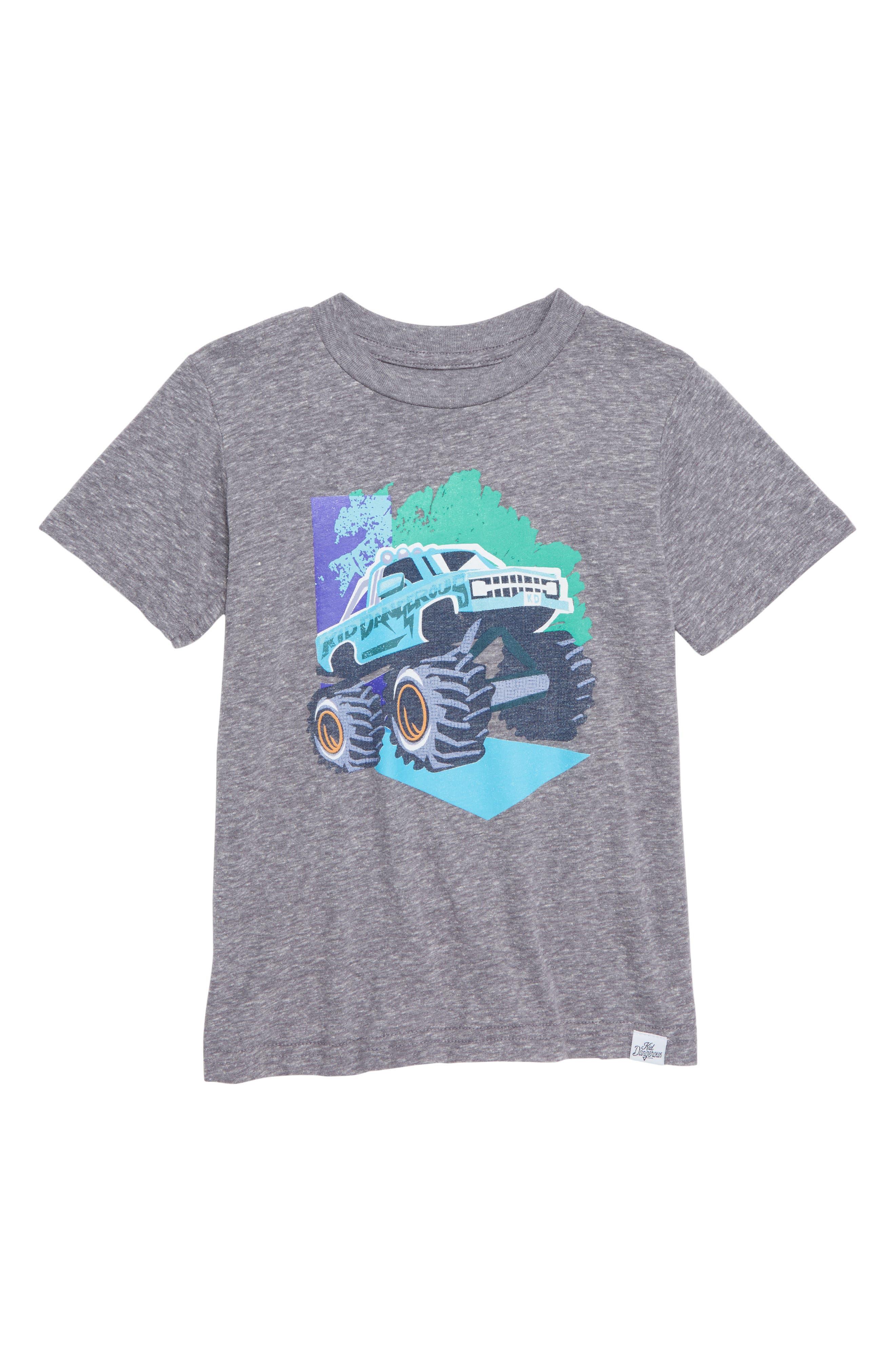 Monster Truck Jam T-Shirt,                         Main,                         color, 030