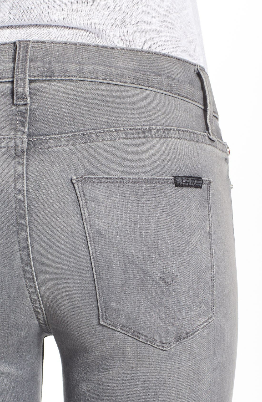 'Nico' Super Skinny Jeans,                             Alternate thumbnail 7, color,