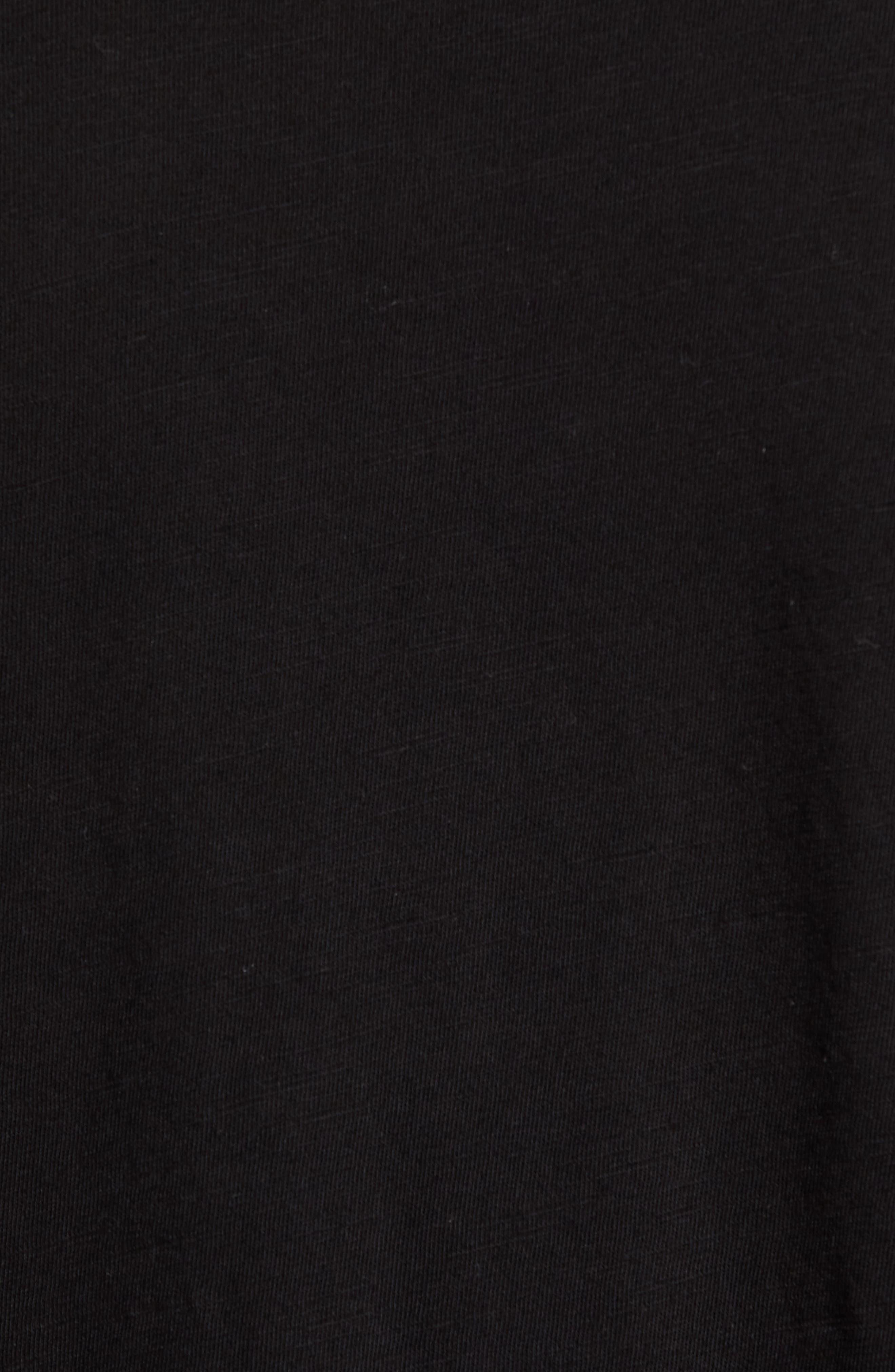 California Graphic Long-Sleeve T-Shirt,                             Alternate thumbnail 5, color,                             001