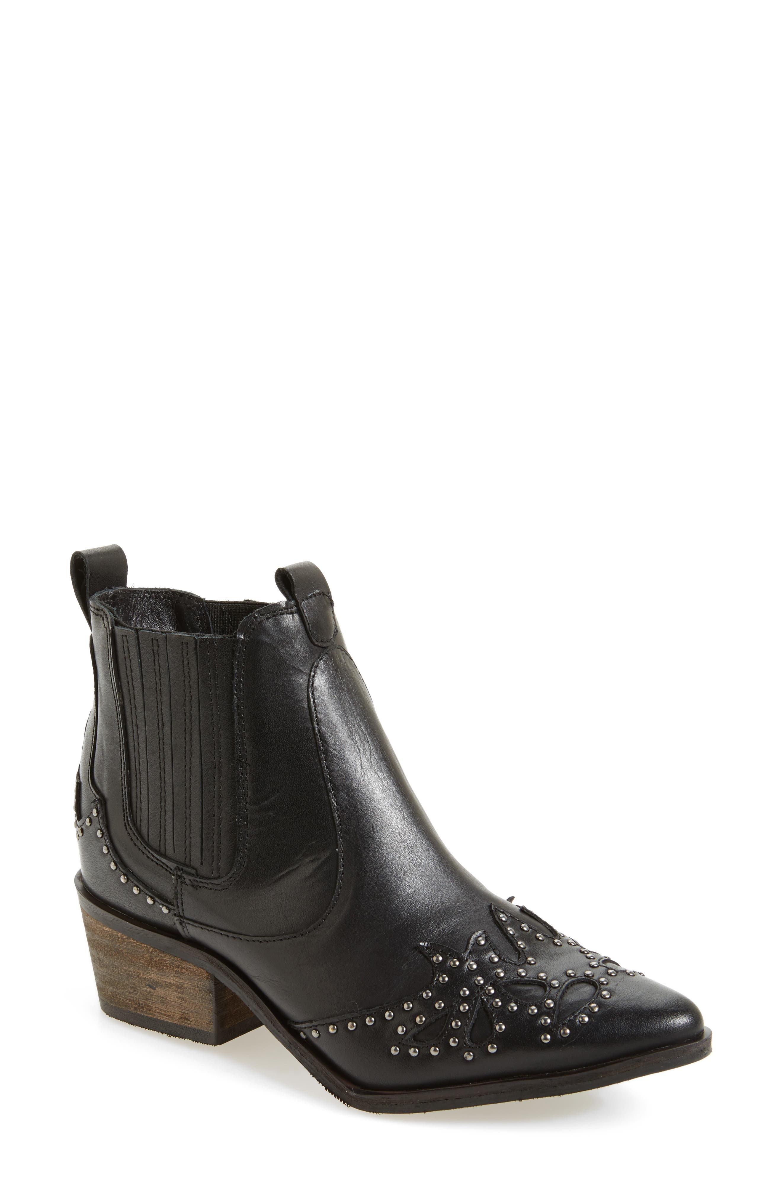 Backstage Bootie,                         Main,                         color, 001