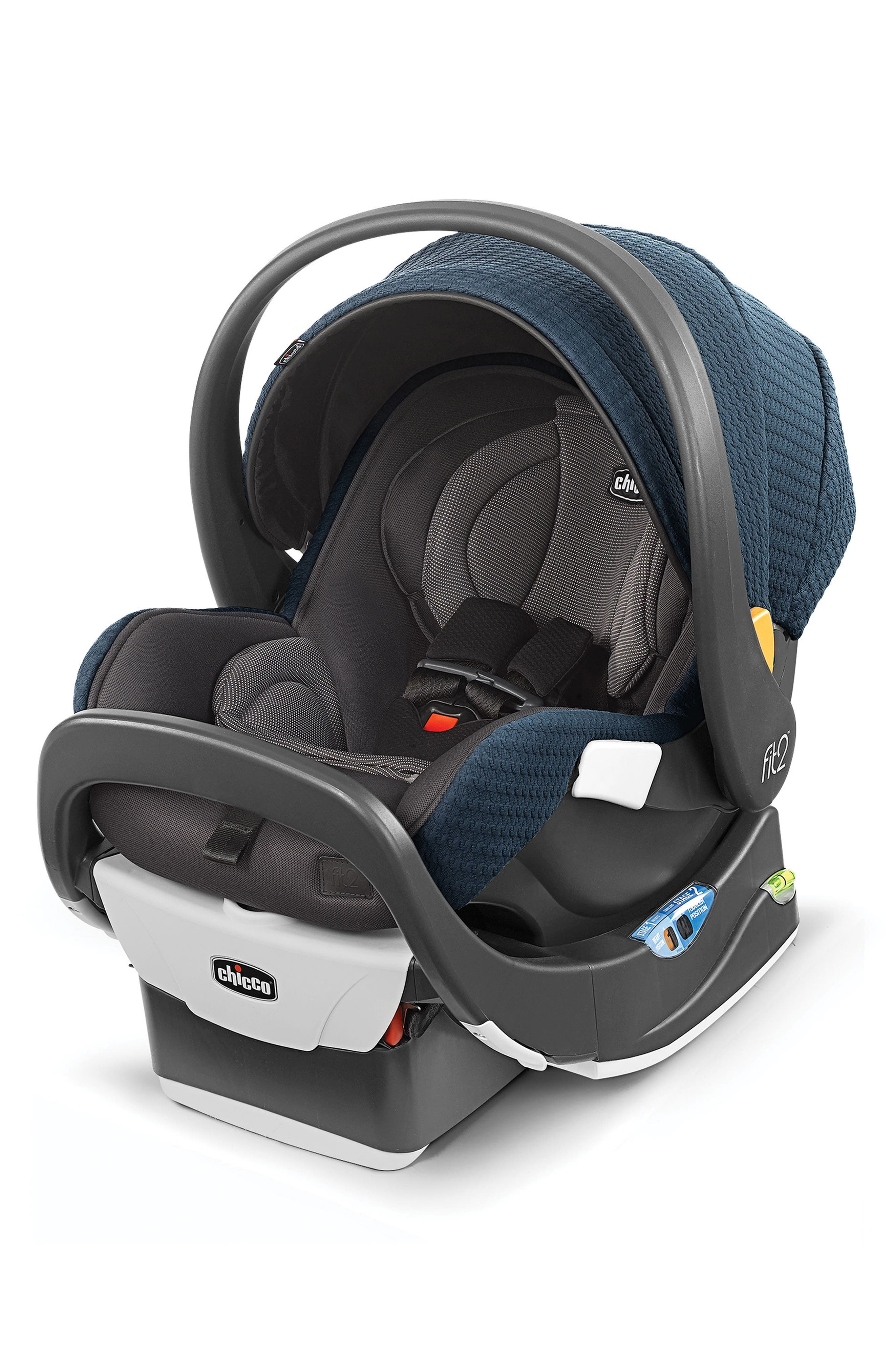 Infant Chicco Fit2 2018 RearFacing Infant  Toddler Car Seat