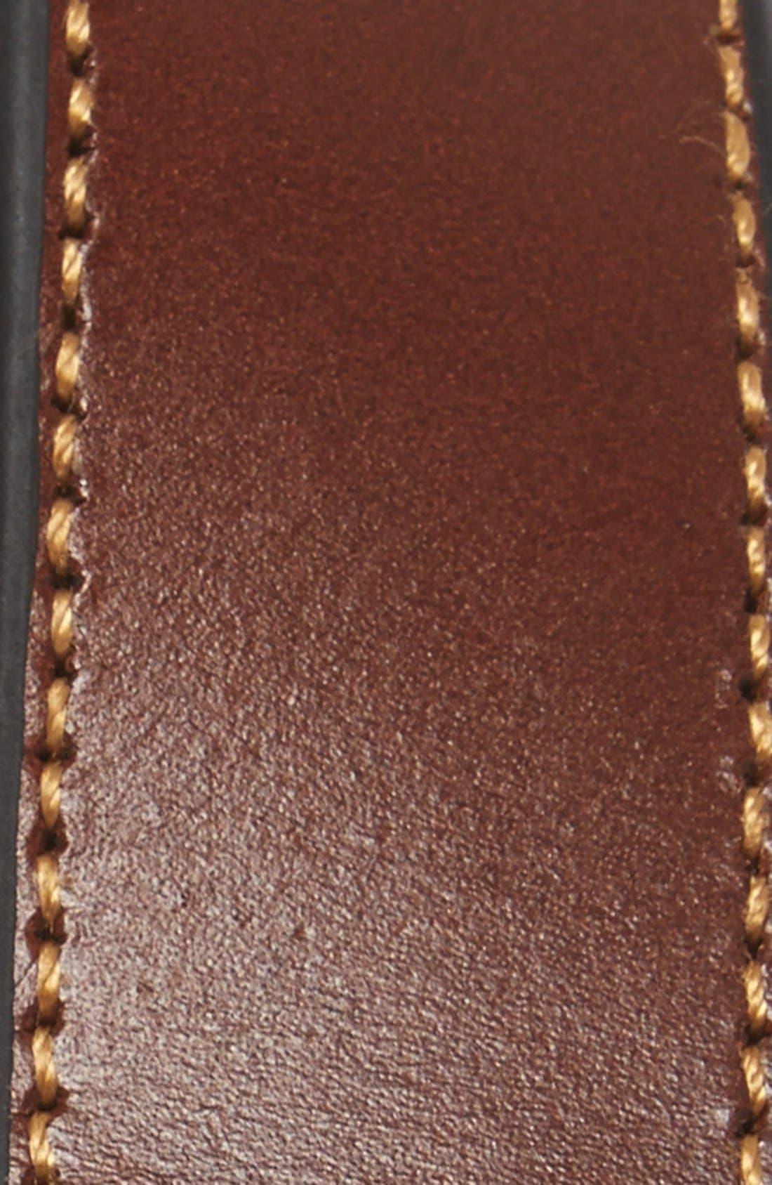 'Fenny' Leather Belt,                             Alternate thumbnail 2, color,                             235