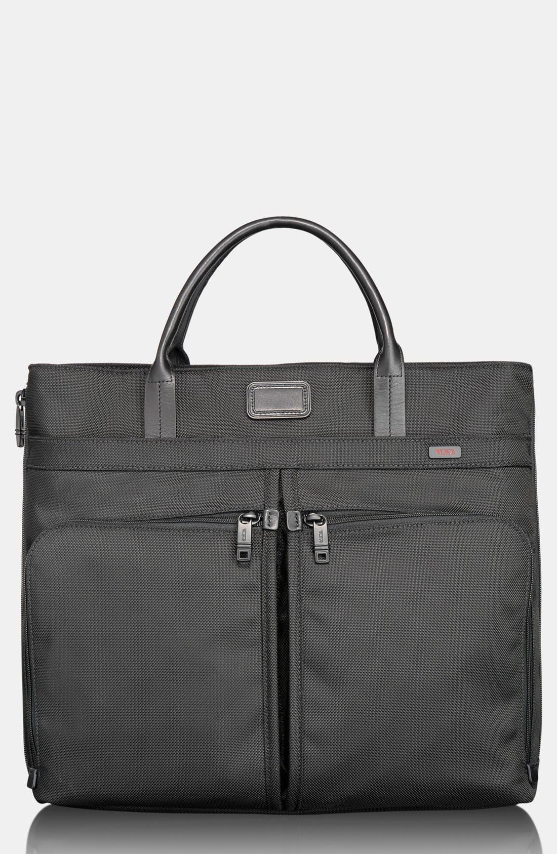 TUMI 'Alpha - Companion' Tote Bag, Main, color, 001