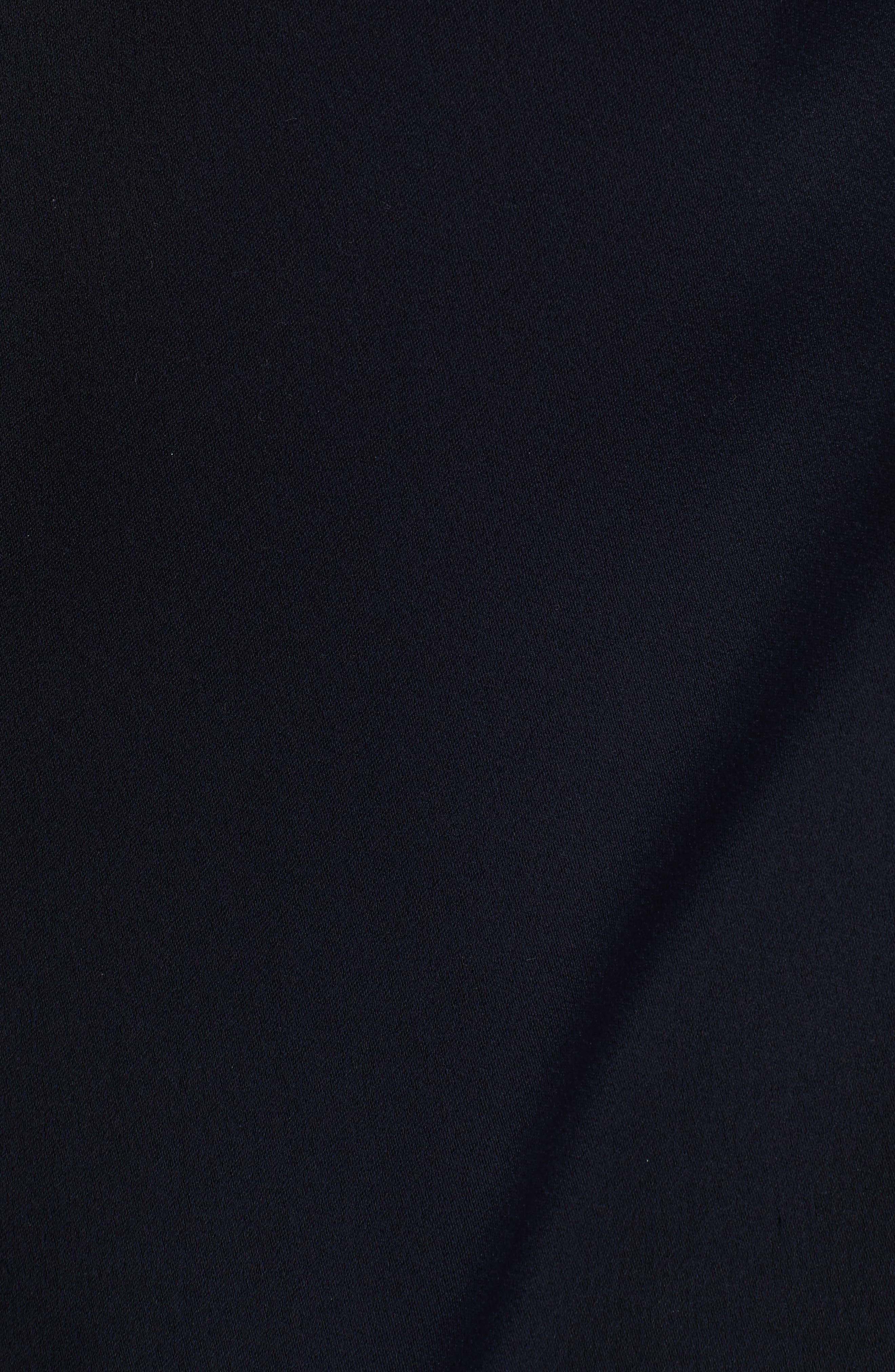 Ruched Neck Dress,                             Alternate thumbnail 5, color,                             402