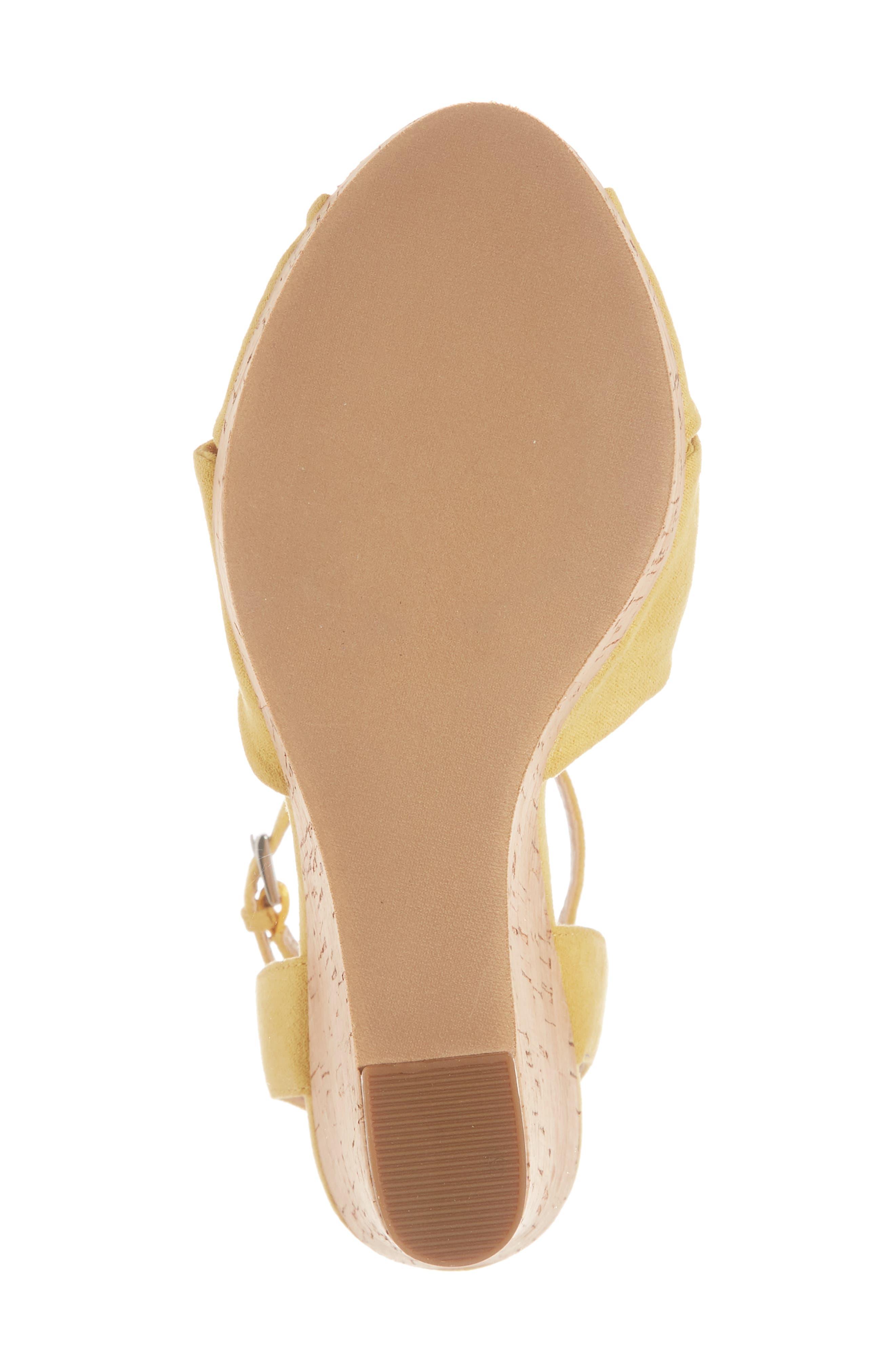 Arya Platform Wedge Sandal,                             Alternate thumbnail 35, color,