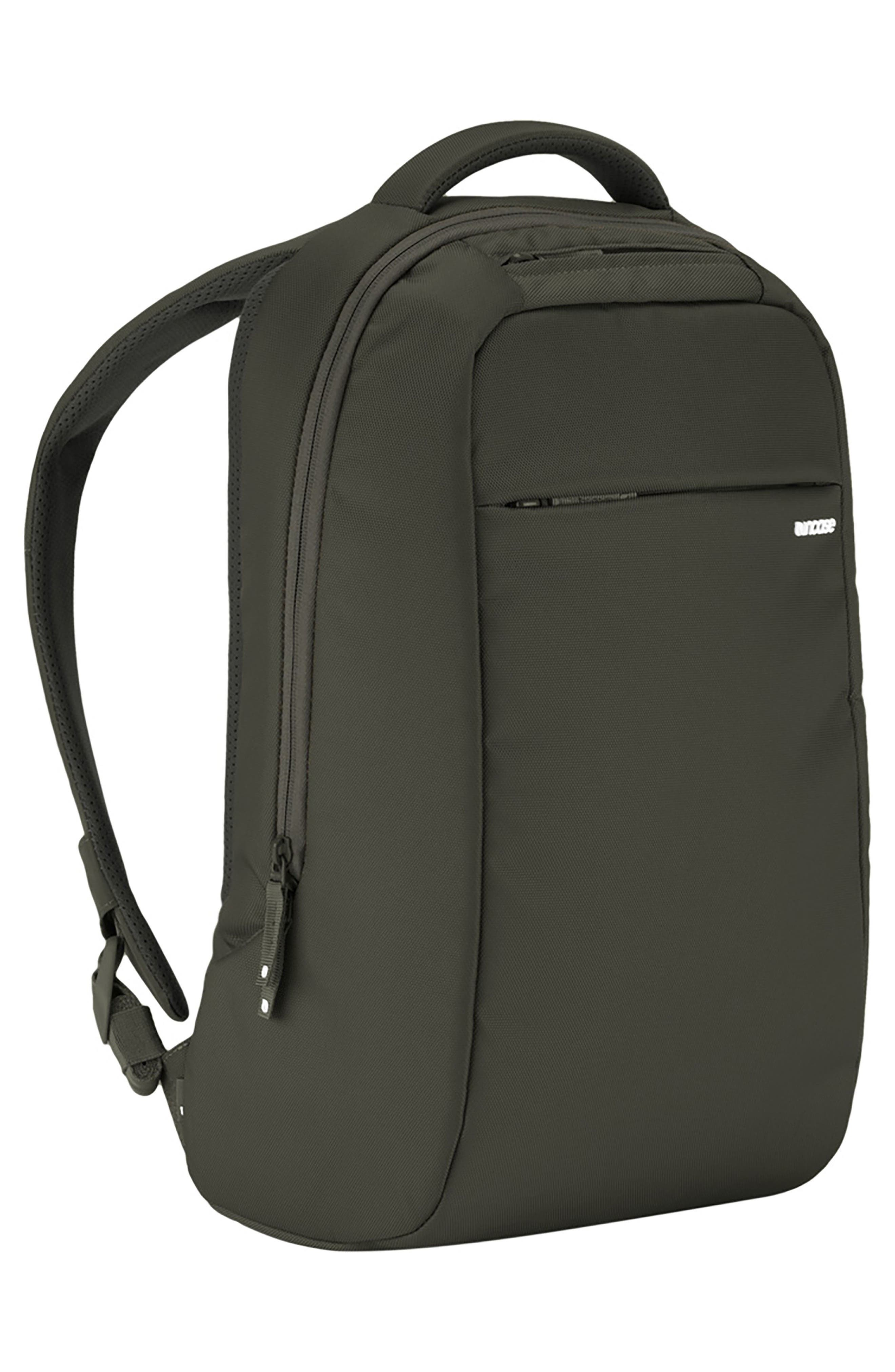 Icon Lite Backpack,                             Alternate thumbnail 4, color,                             ANTHRACITE