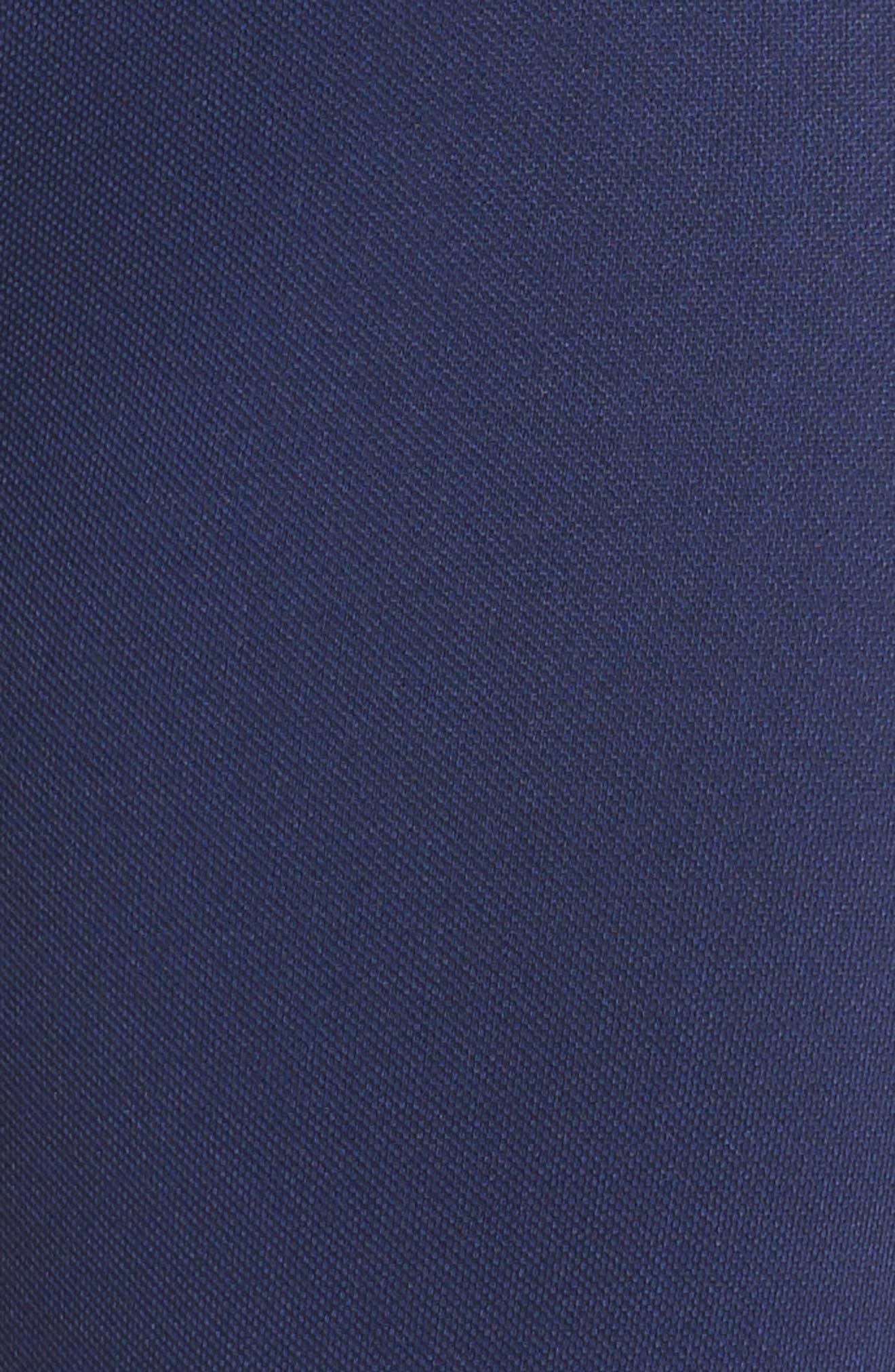 Motion High Waist Seamless Leggings,                             Alternate thumbnail 6, color,                             NAVY / BLUE