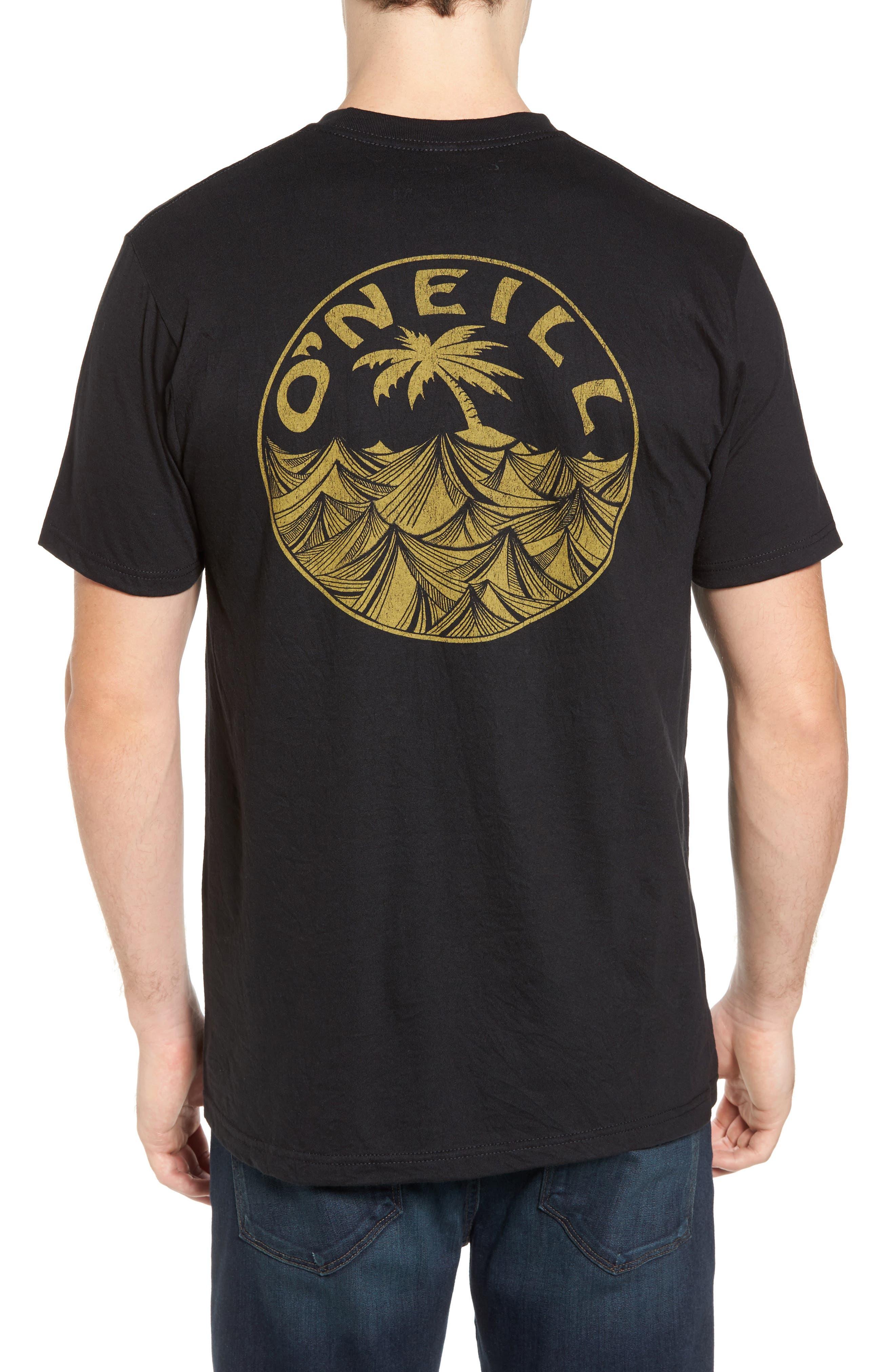 Waver Graphic T-Shirt,                             Alternate thumbnail 2, color,                             001