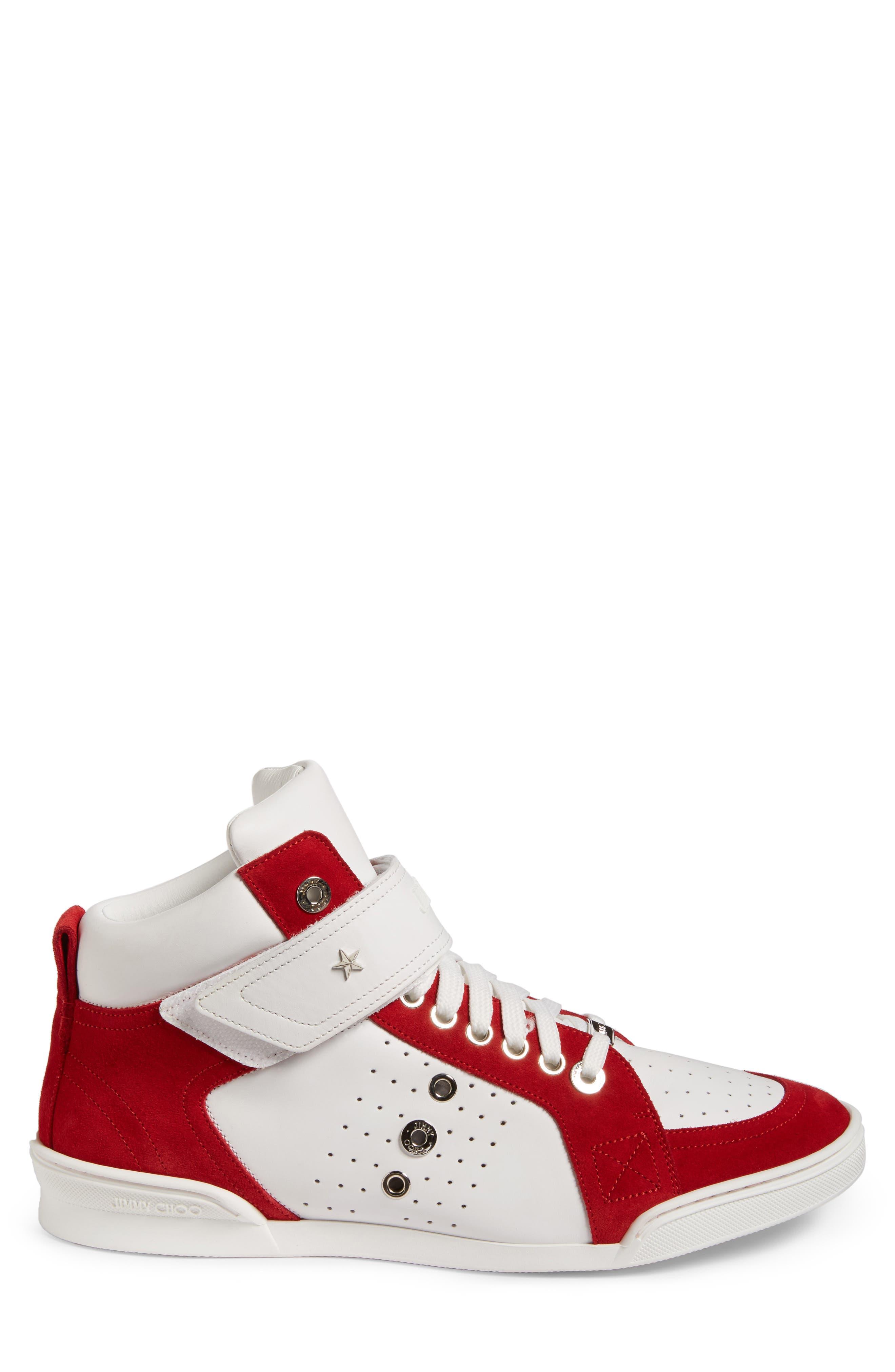 Lewis Sneaker,                             Alternate thumbnail 3, color,                             100