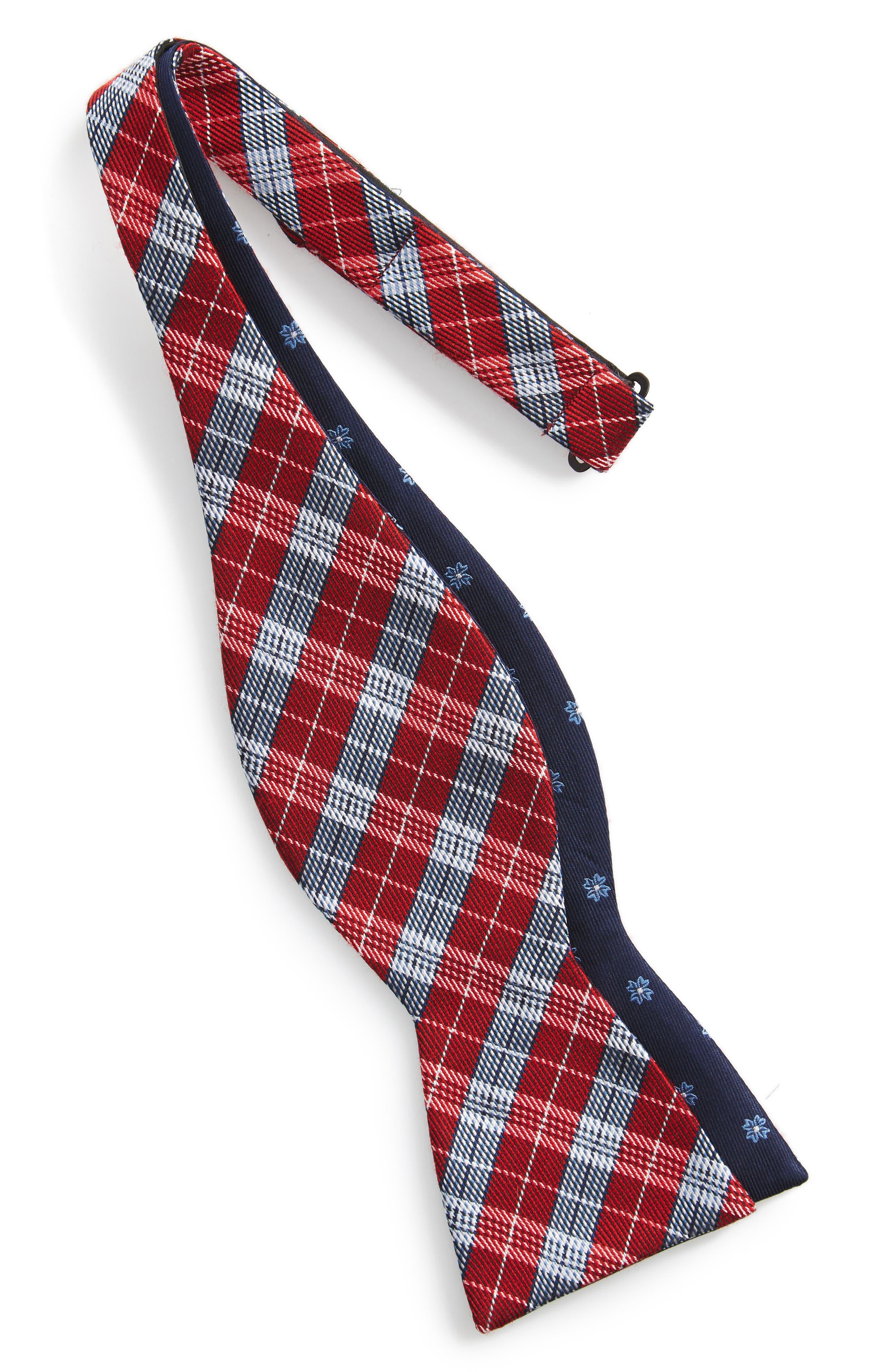 Emerson Reversible Silk Bow Tie,                             Alternate thumbnail 11, color,
