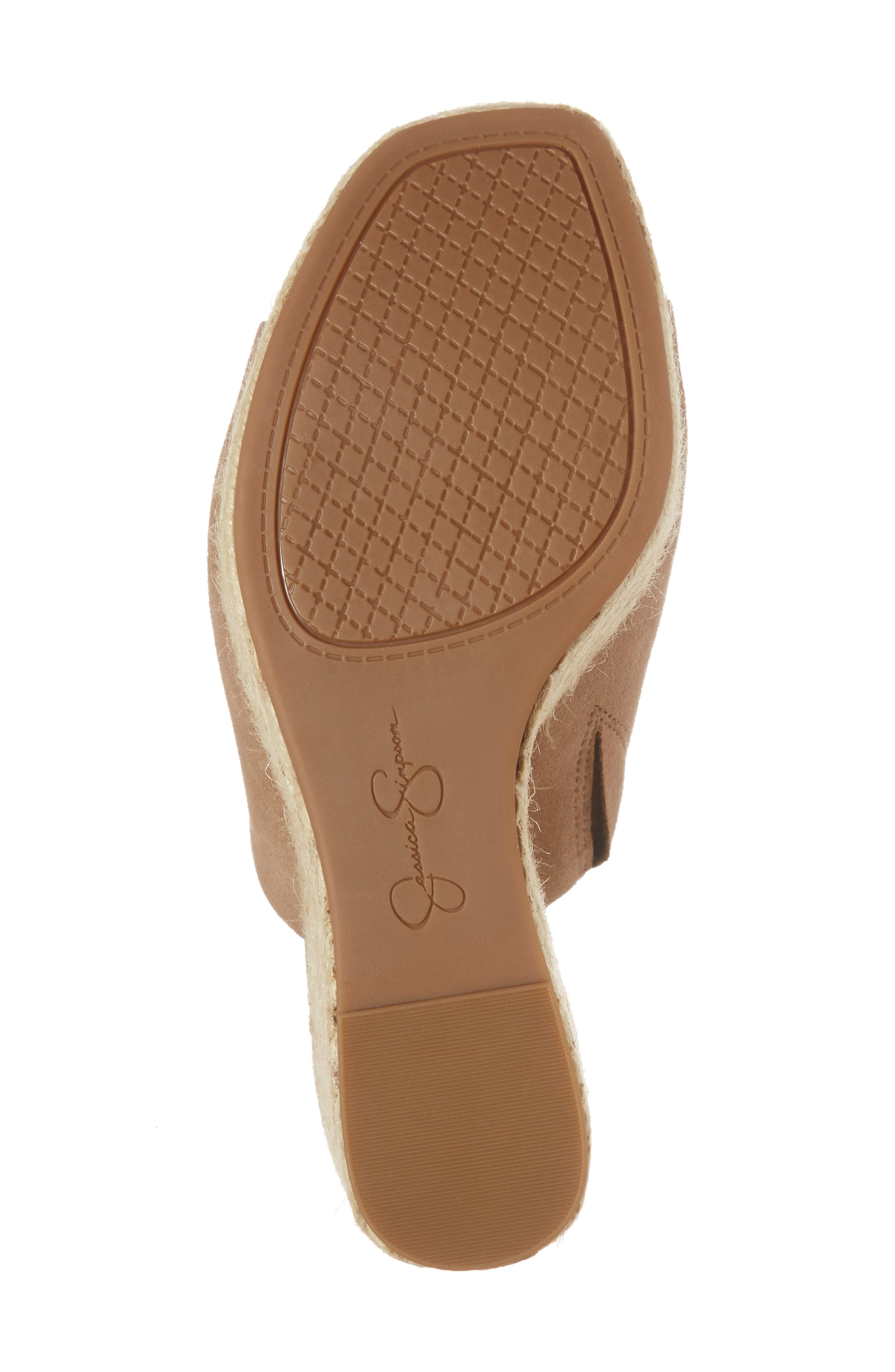 Sirella Platform Wedge Slide Sandal,                             Alternate thumbnail 17, color,