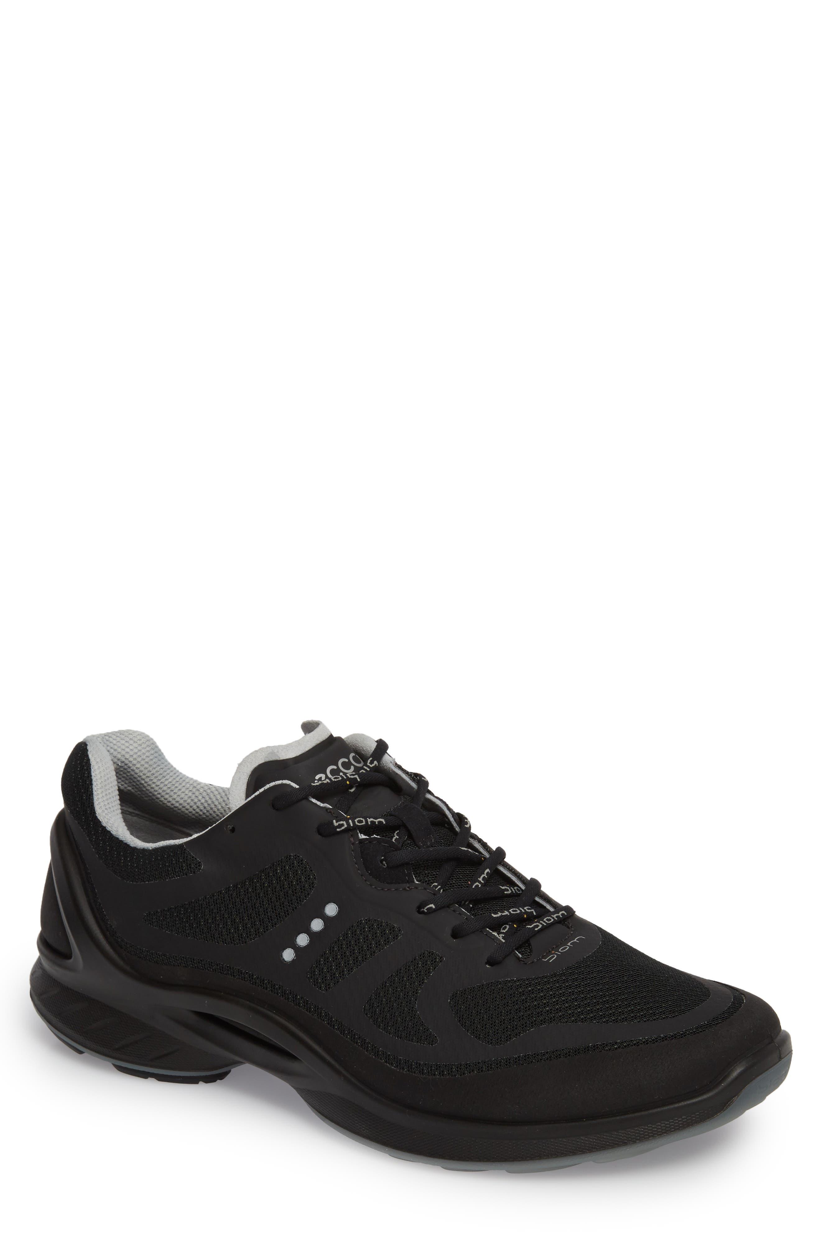 BIOM Fjuel Tie Sneaker,                             Main thumbnail 1, color,                             009