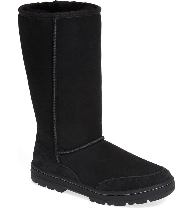 Check Prices UGG Ultra Revival Genuine Shearling Tall Boot (Women) (Narrow Calf) Great Price