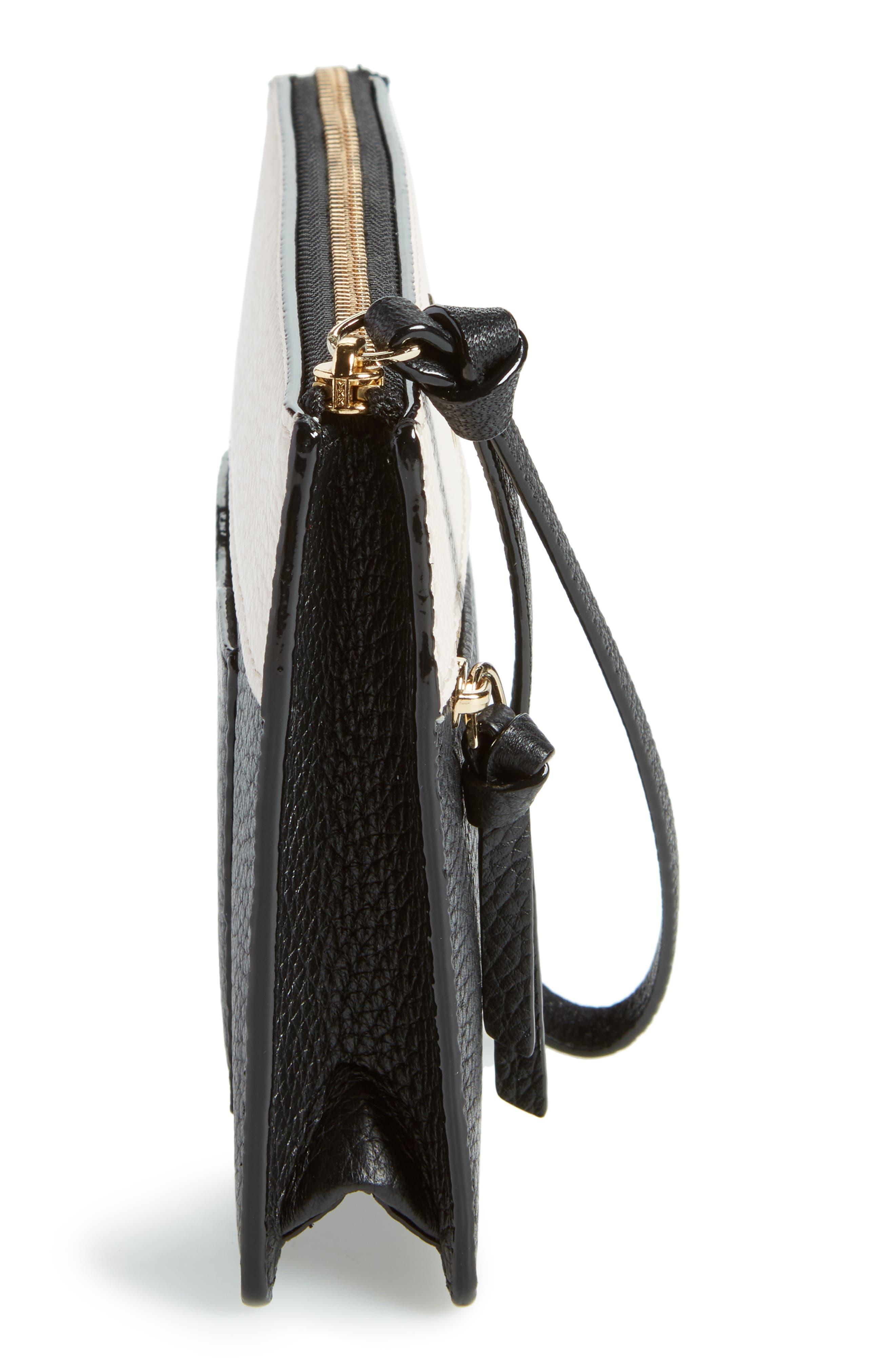 jackson street - lancey leather wristlet,                             Alternate thumbnail 27, color,