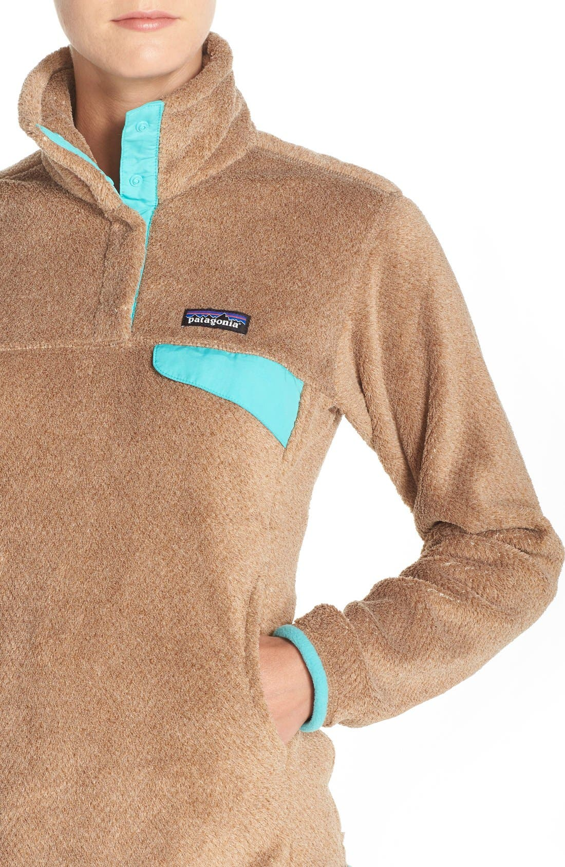Re-Tool Snap-T<sup>®</sup> Fleece Pullover,                             Alternate thumbnail 115, color,