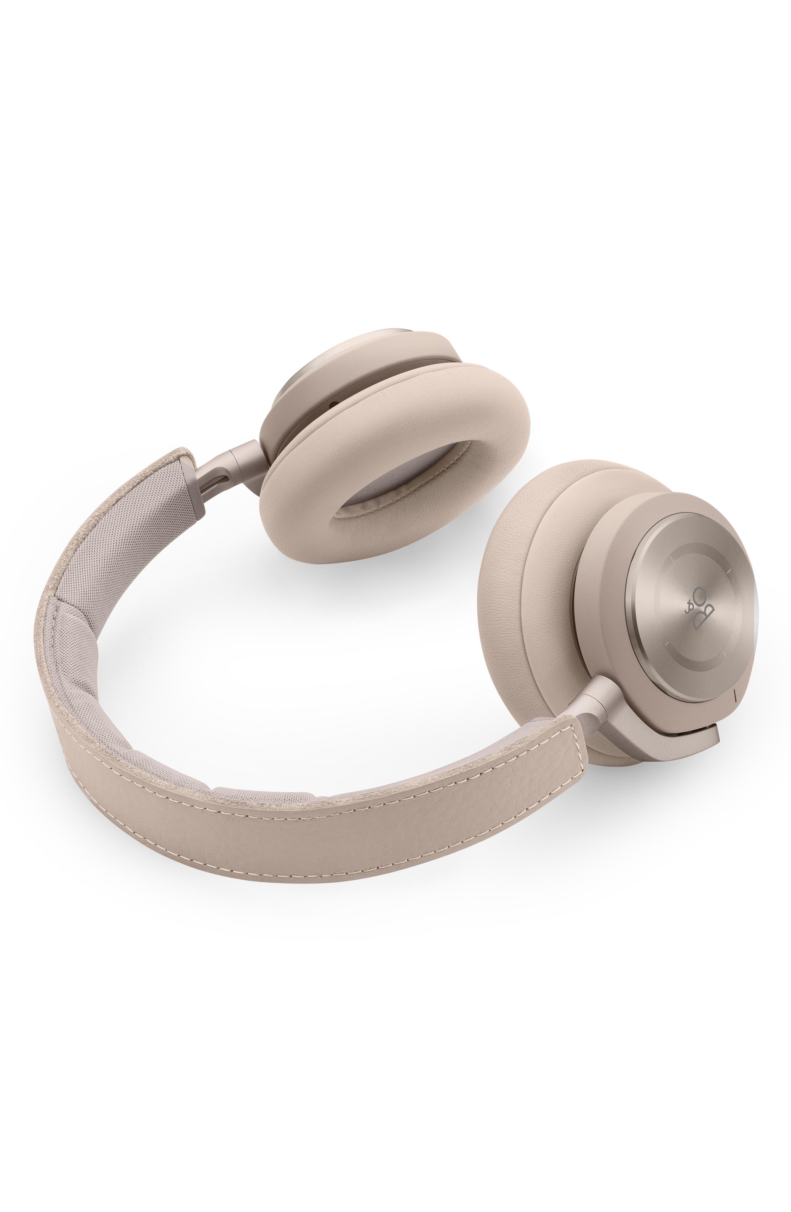 H9I Wireless Noise Canceling On-Ear Headphones,                             Alternate thumbnail 3, color,                             LIMESTONE