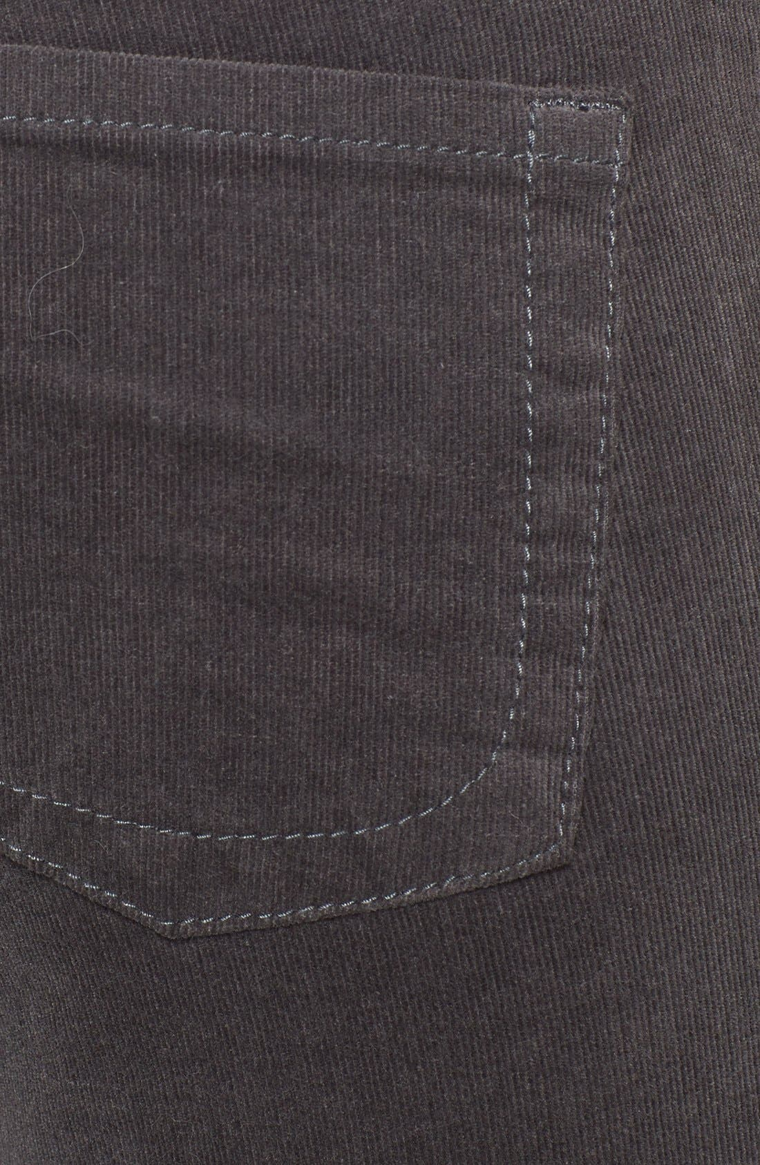 Baby Bootcut Corduroy Jeans,                             Alternate thumbnail 119, color,