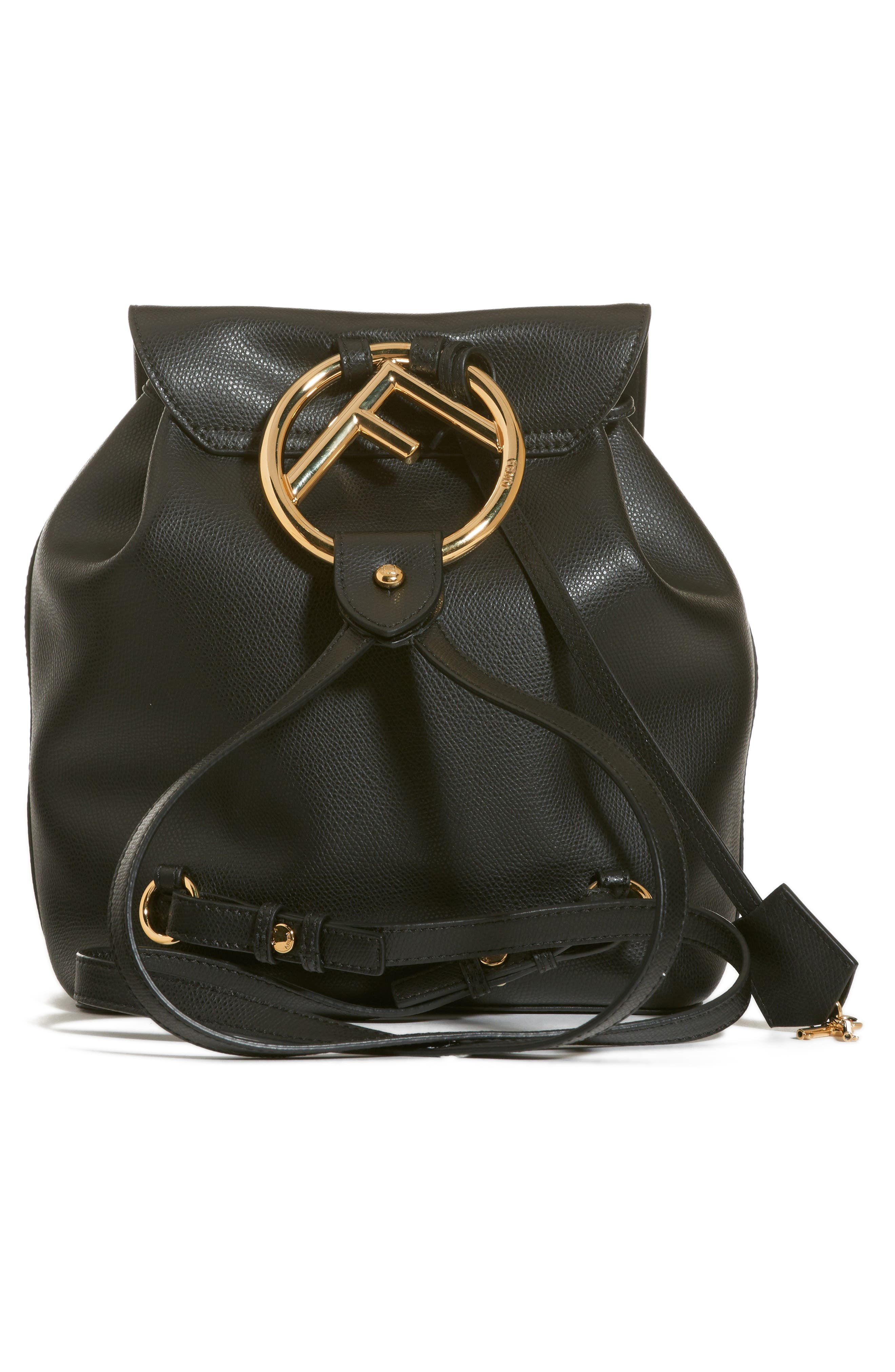Cruise Calfskin Leather Backpack,                             Alternate thumbnail 2, color,                             006
