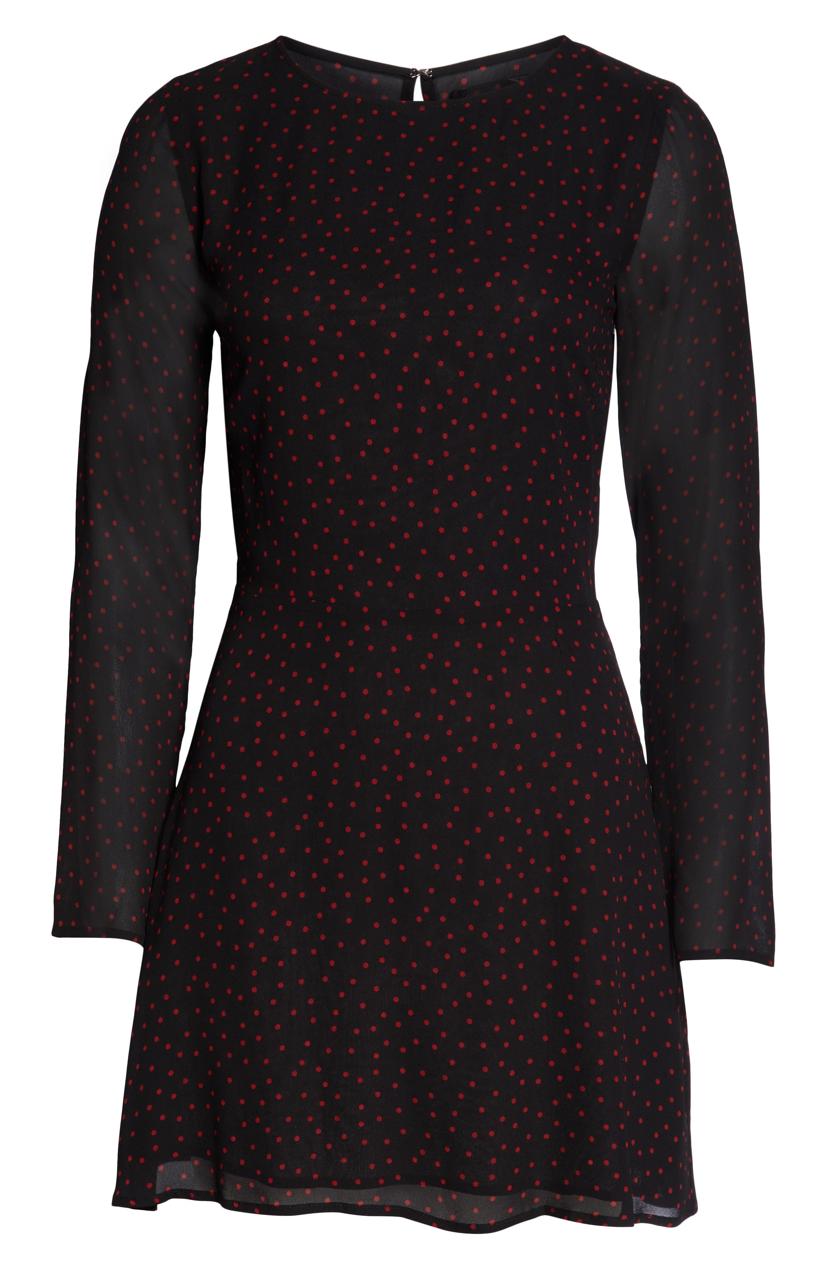 Mayra Dress,                             Alternate thumbnail 7, color,                             NATALIA