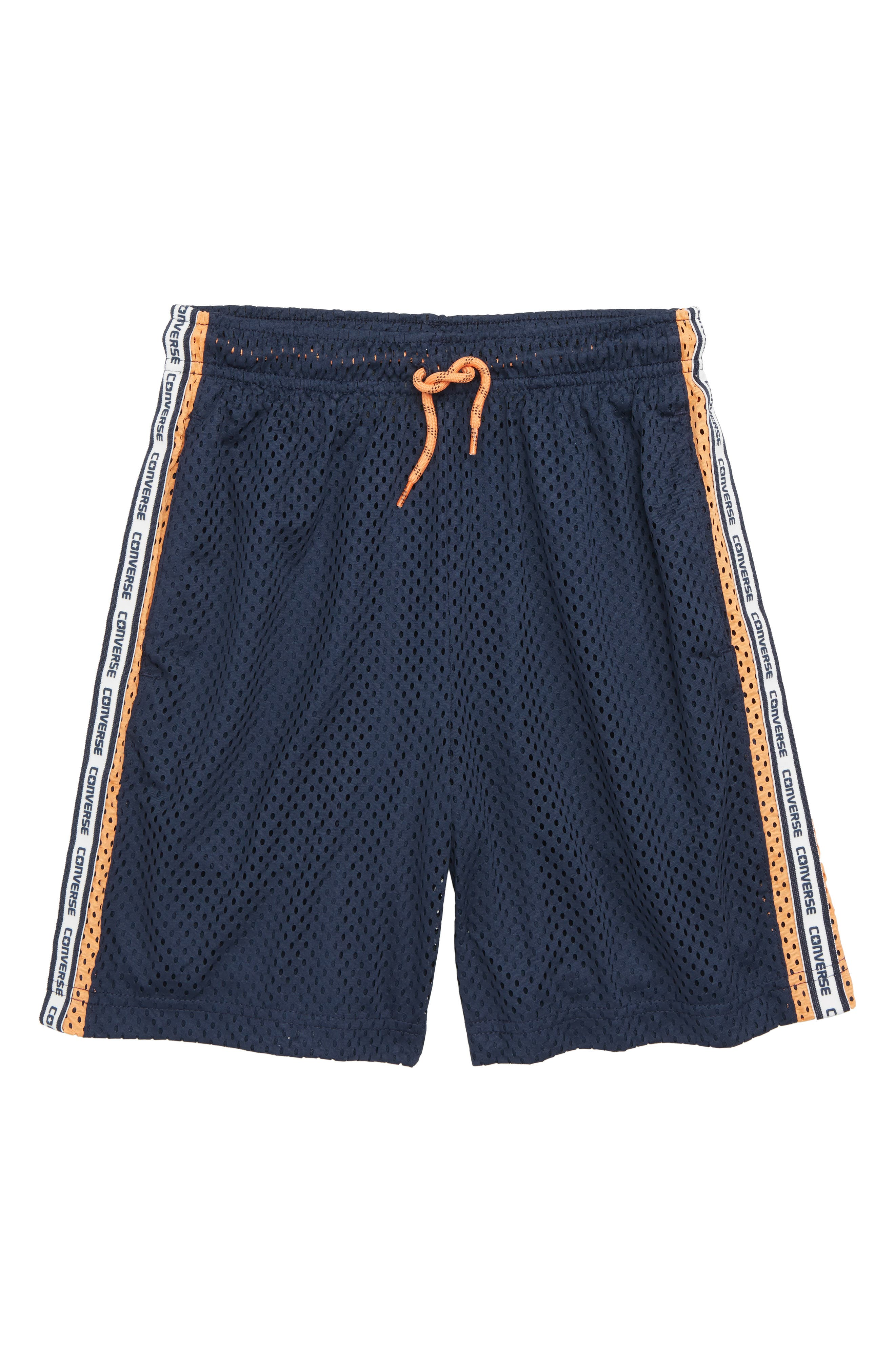 Mesh Court Shorts,                             Main thumbnail 2, color,