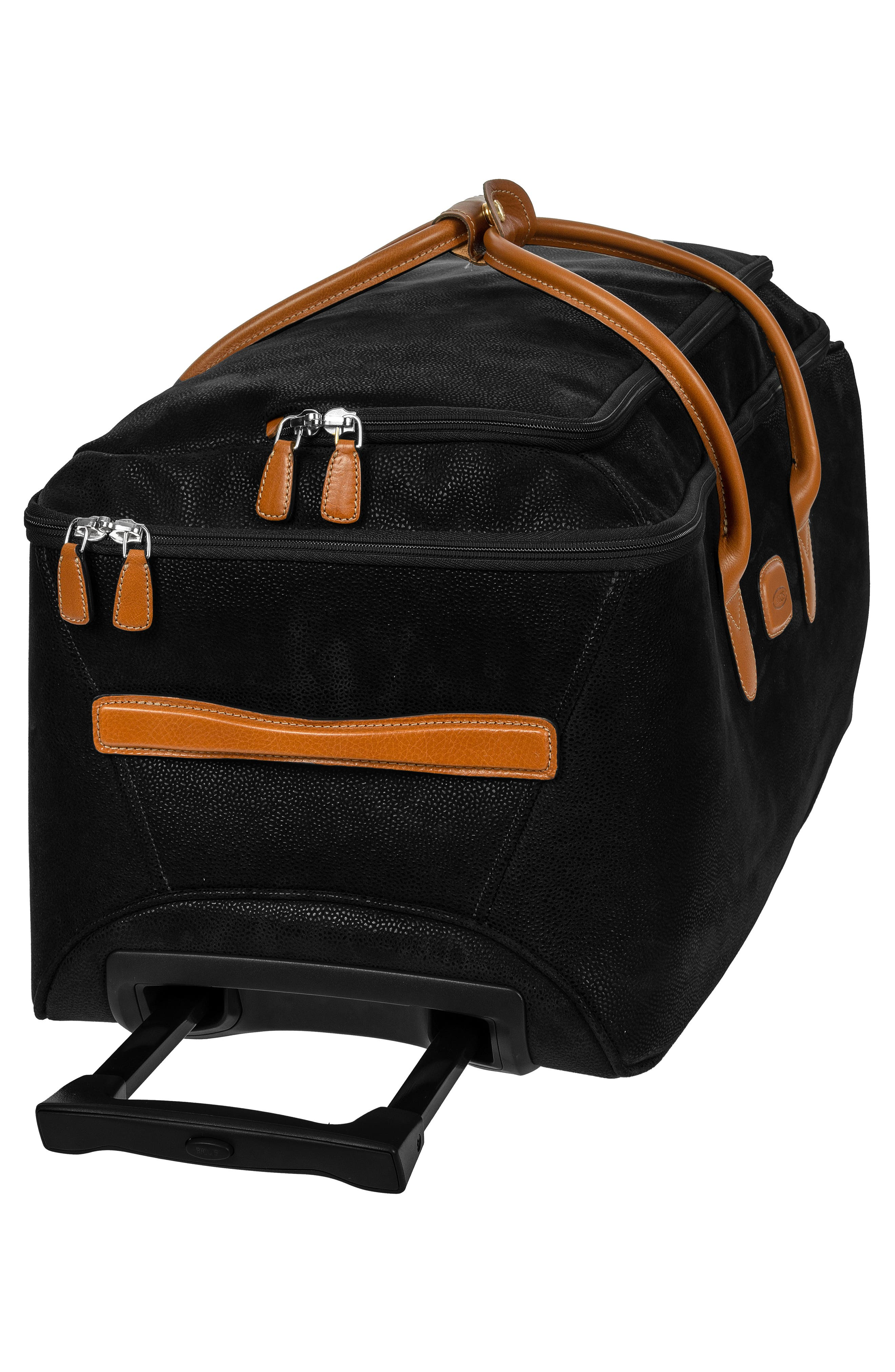 Life Collection 28-Inch Rolling Duffel Bag,                             Alternate thumbnail 5, color,                             007