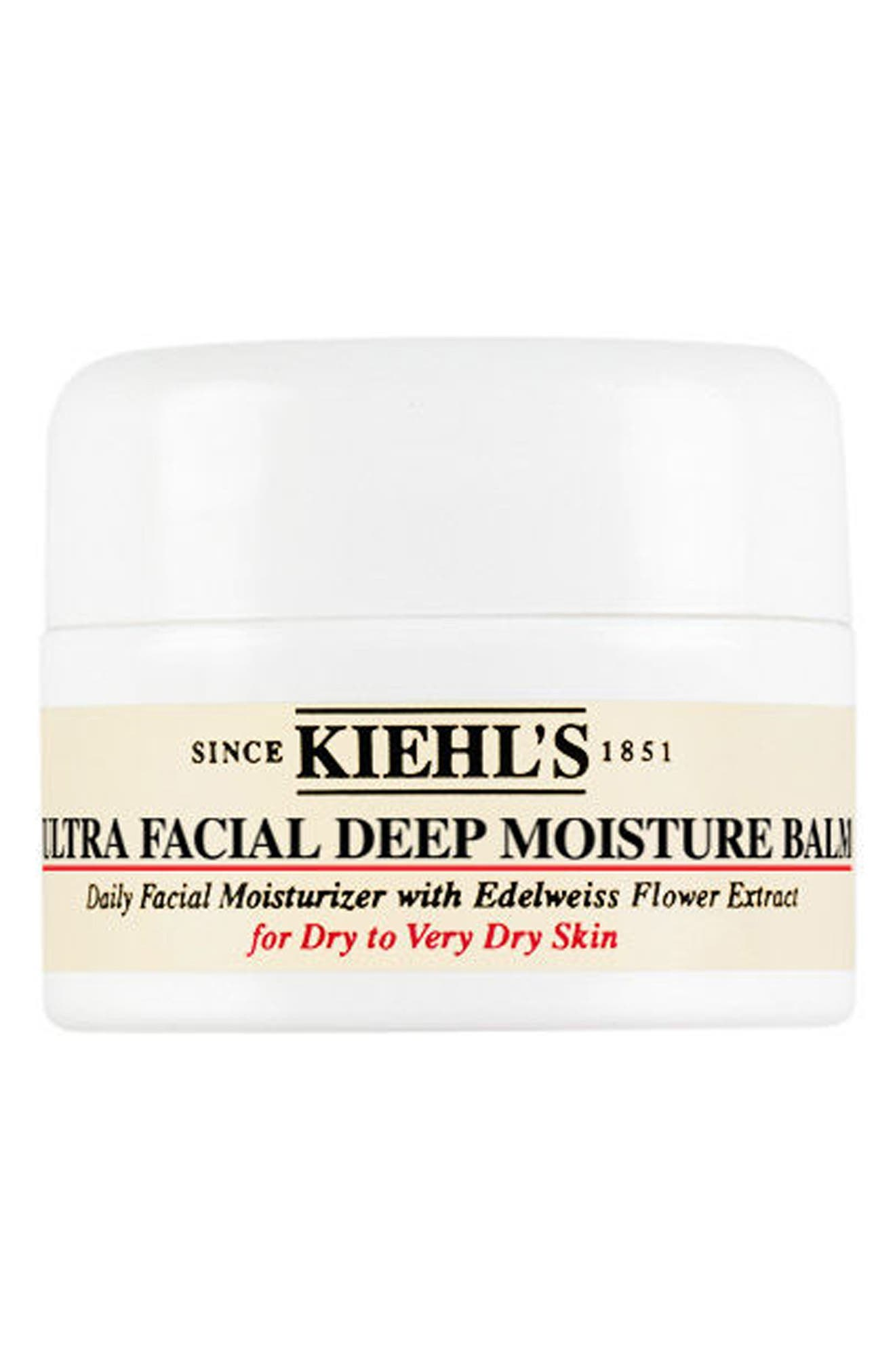 Ultra Facial Deep Moisture Balm for Drier Skin Types,                             Alternate thumbnail 3, color,                             NO COLOR