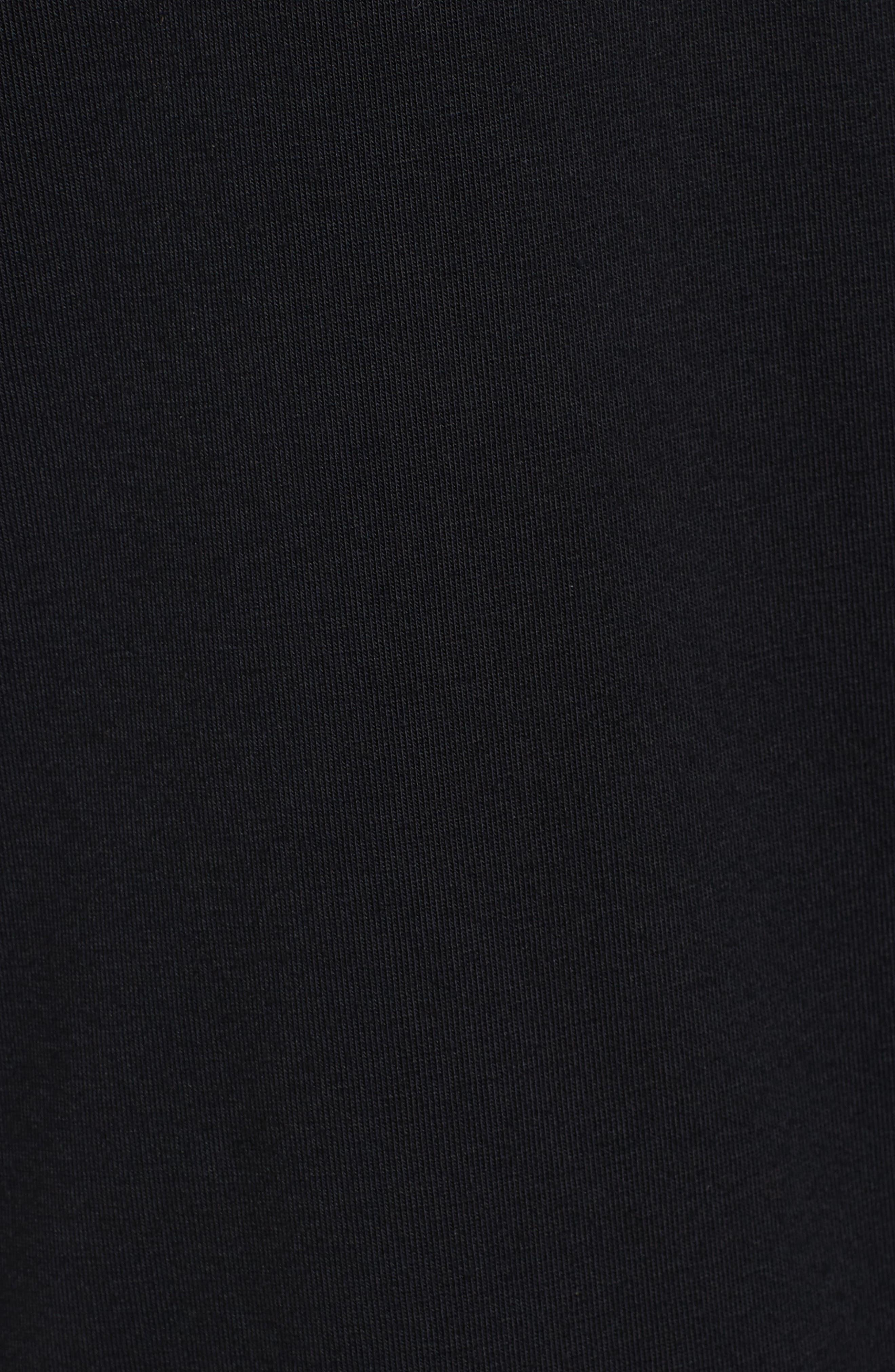 Stretch Organic Cotton Jersey Tunic,                             Alternate thumbnail 29, color,