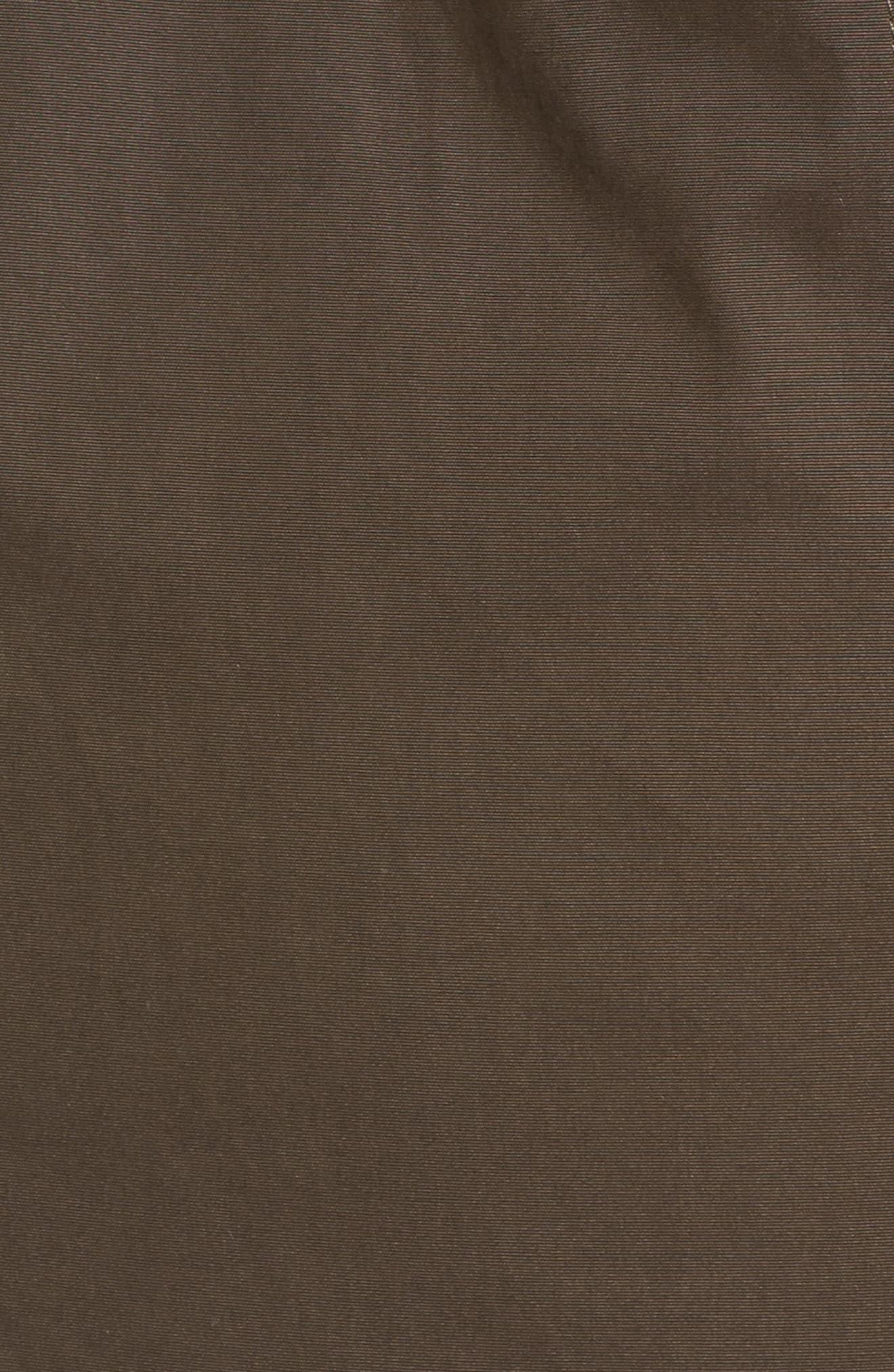 Parka with Removable Faux Fur Trim Hood,                             Alternate thumbnail 6, color,                             385