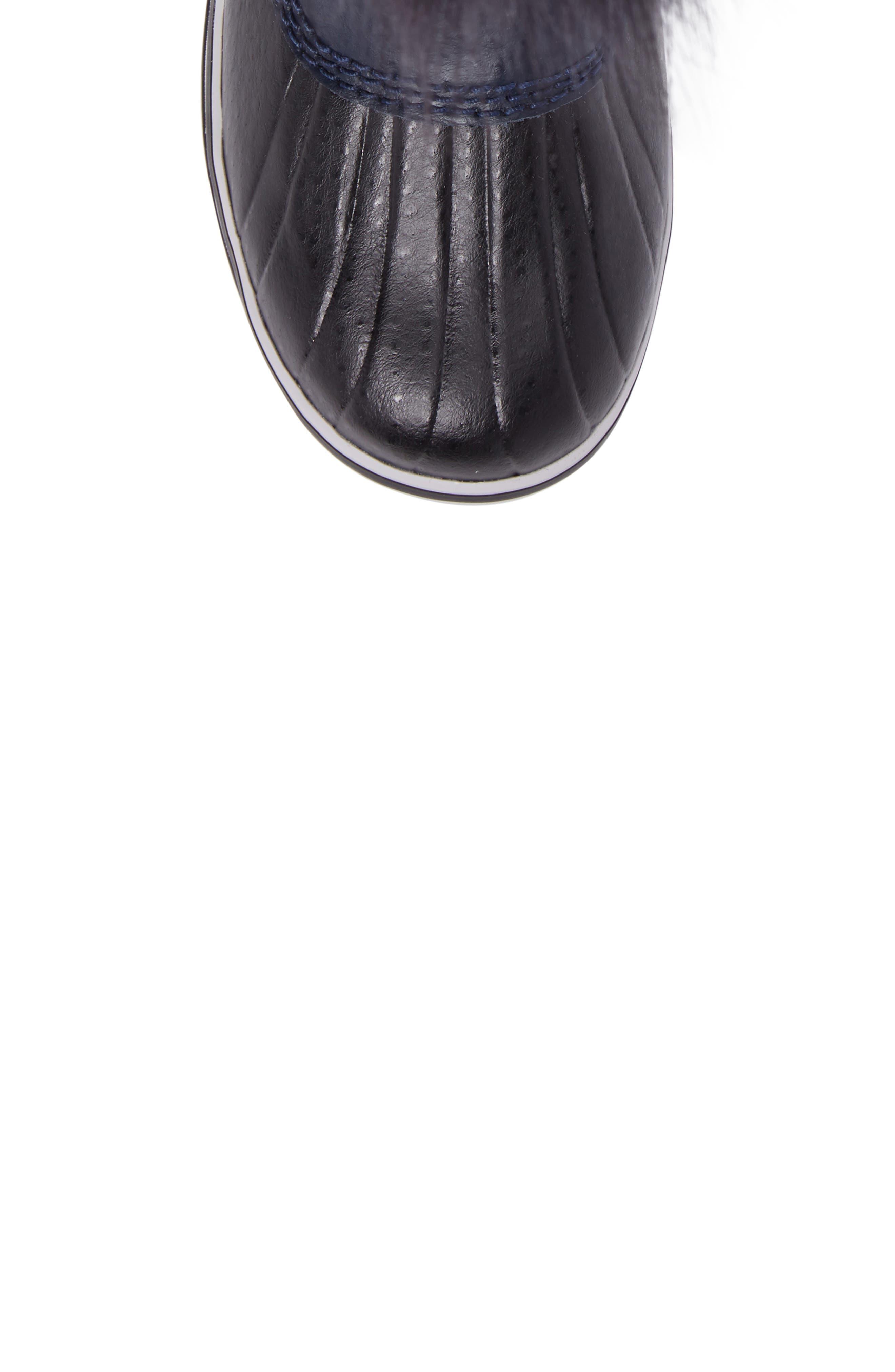 Tofino II Fleece Lined Waterproof Boot,                             Alternate thumbnail 5, color,