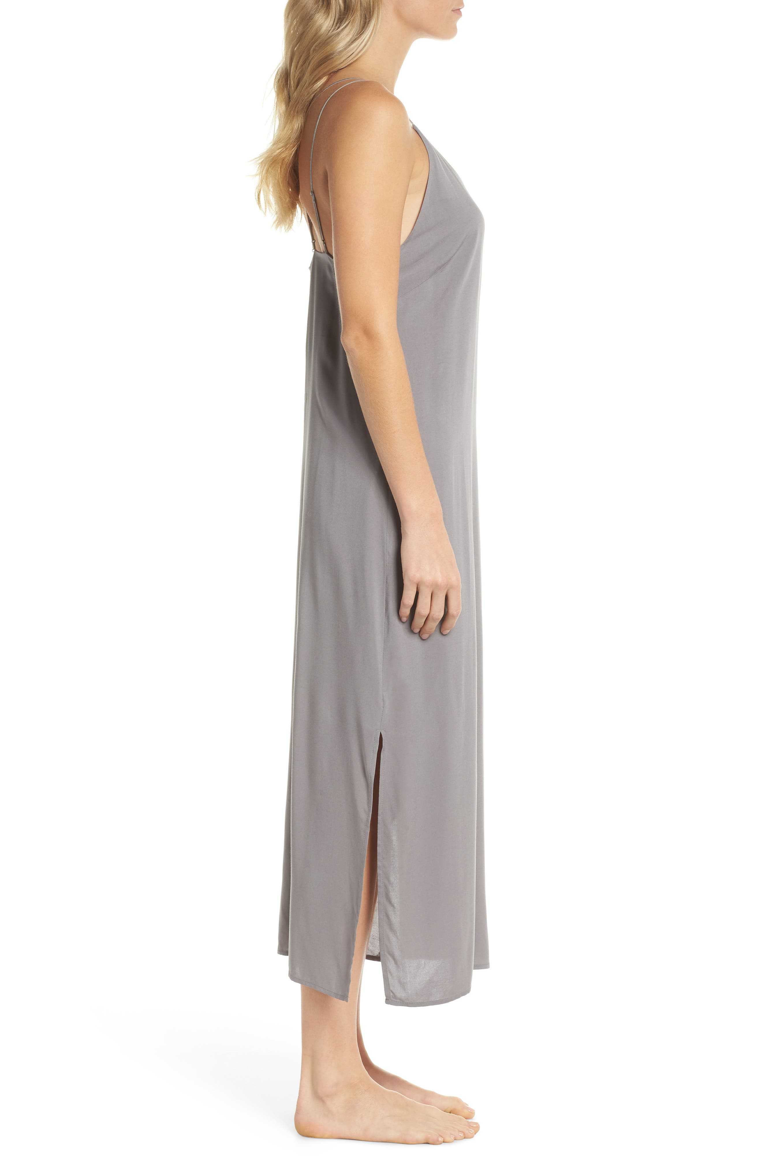 Strappy Nightgown,                             Alternate thumbnail 6, color,