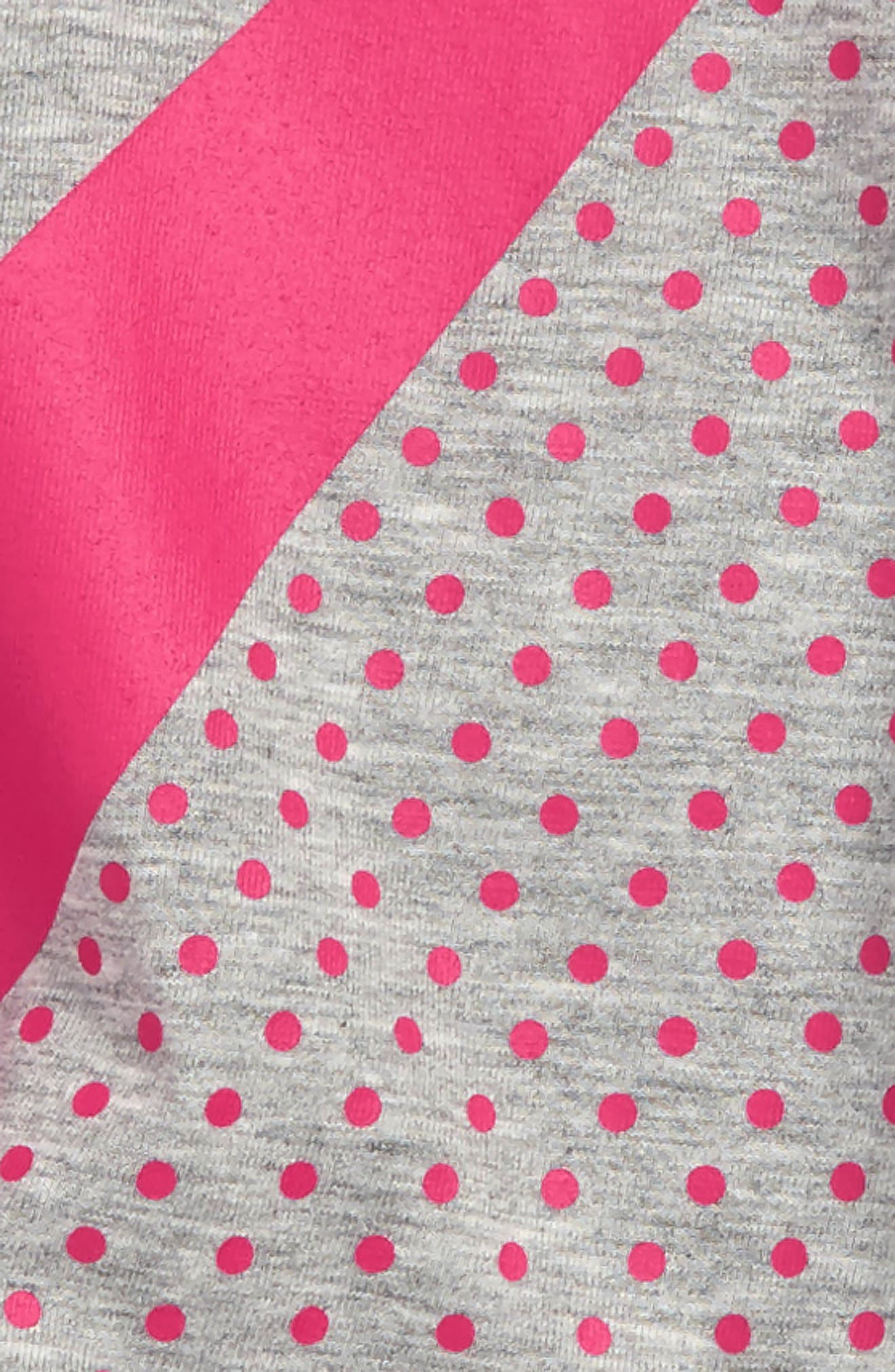 Futura Dress & Leggings Set,                             Alternate thumbnail 2, color,                             DARK GREY HEATHER