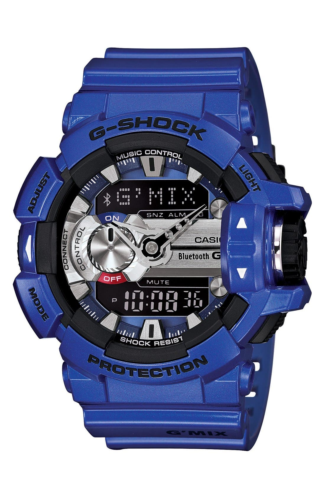 GShock Bluetooth Enabled Watch 55Mm X 52Mm