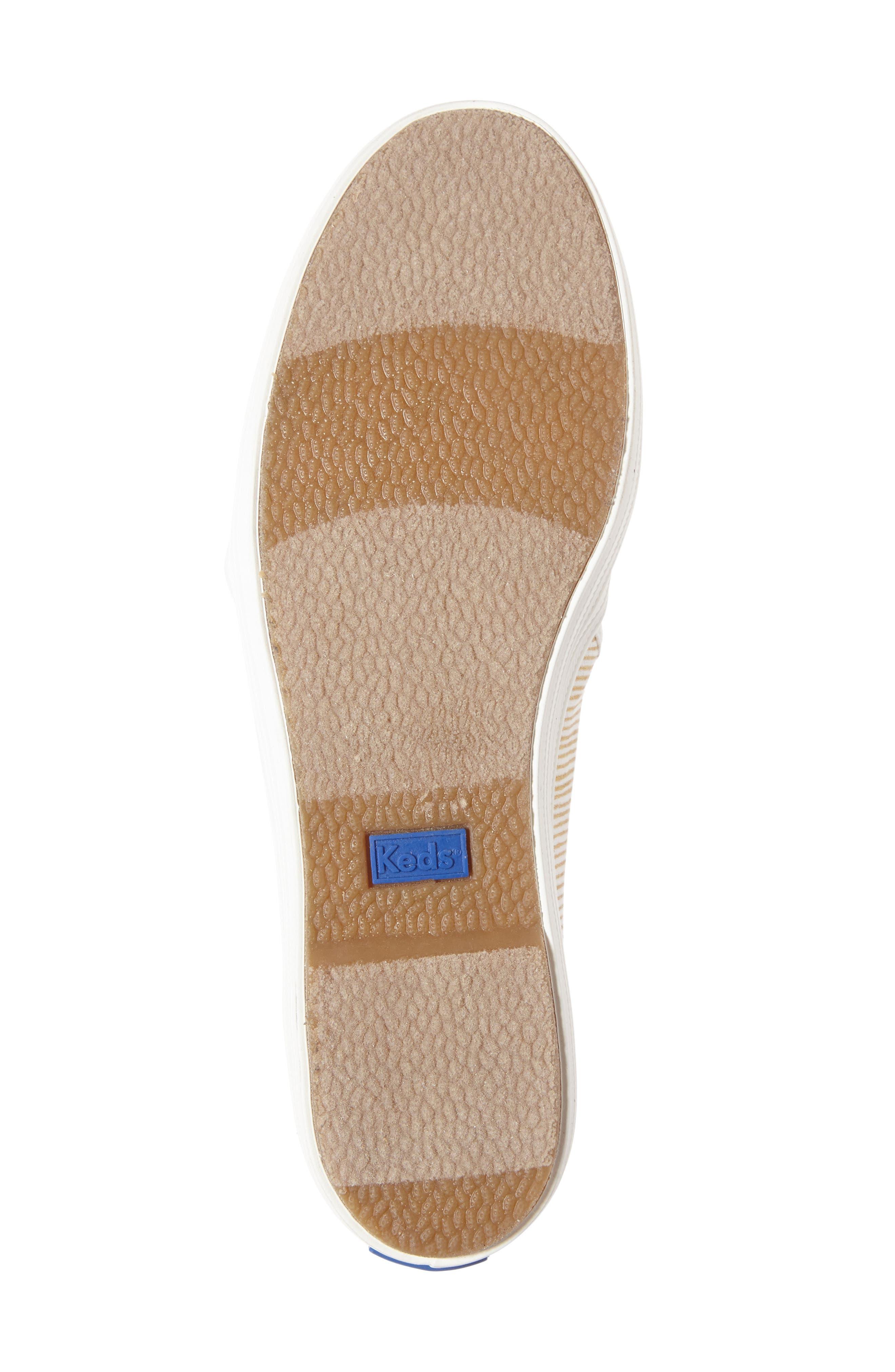 Triple Decker Slip-On Platform Sneaker,                             Alternate thumbnail 33, color,