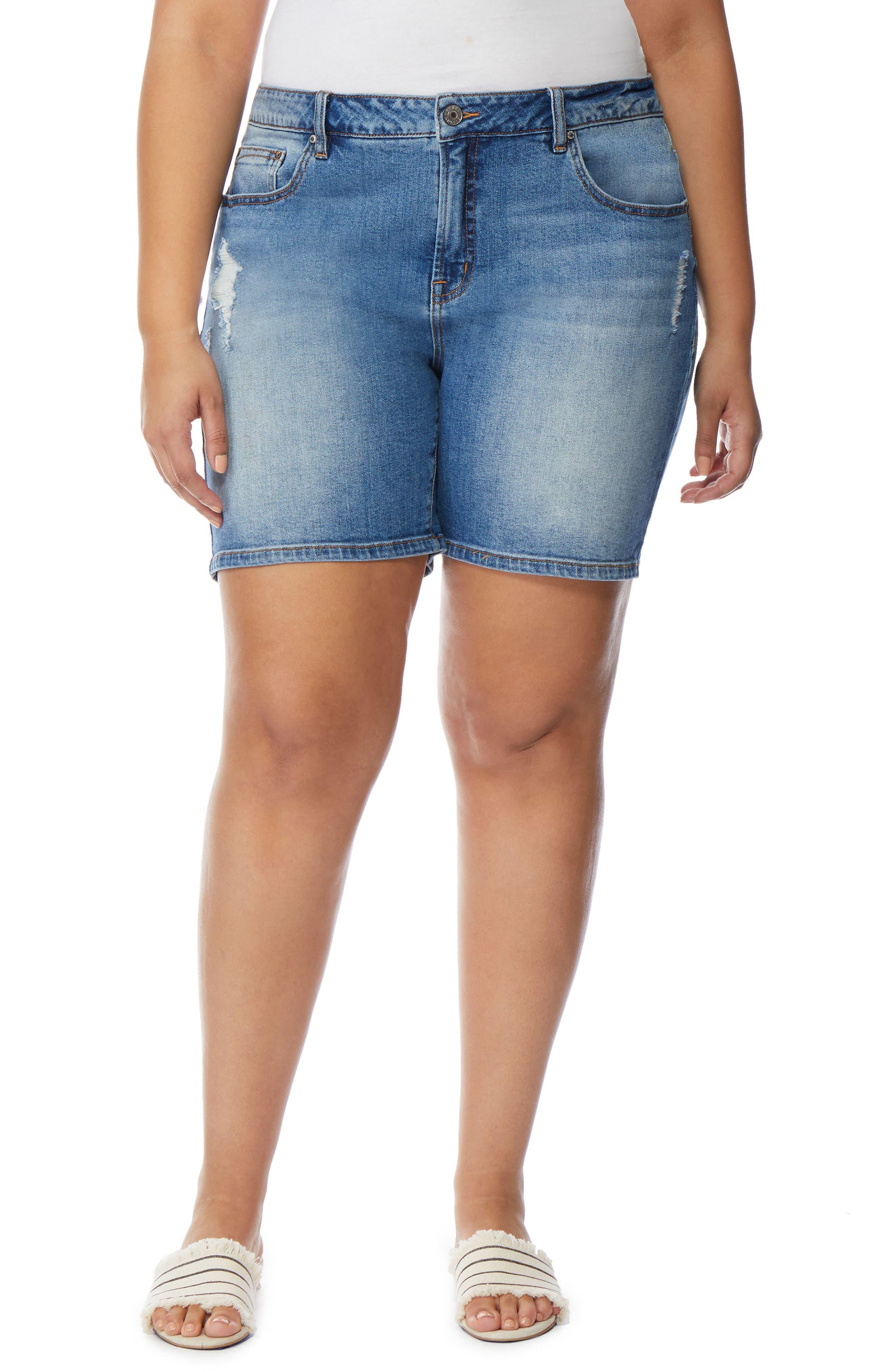 The Starling Boyfriend Shorts,                         Main,                         color, 437