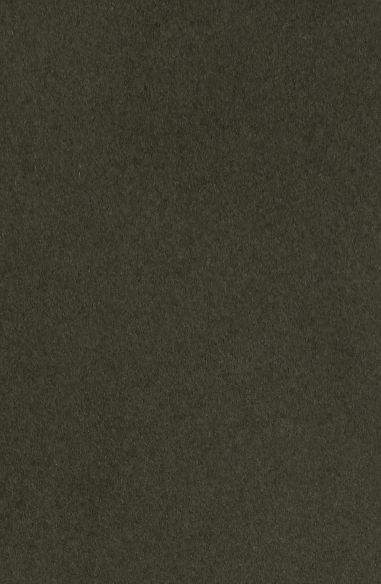 Bower Melton Wool Blend Topcoat,                             Alternate thumbnail 17, color,