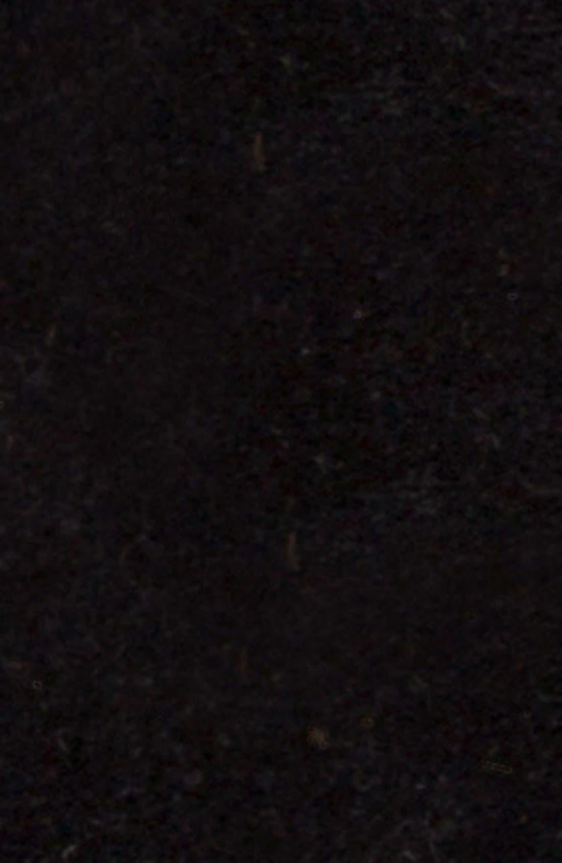 'gramercy - border pattern' wool blend rug,                             Alternate thumbnail 3, color,                             001