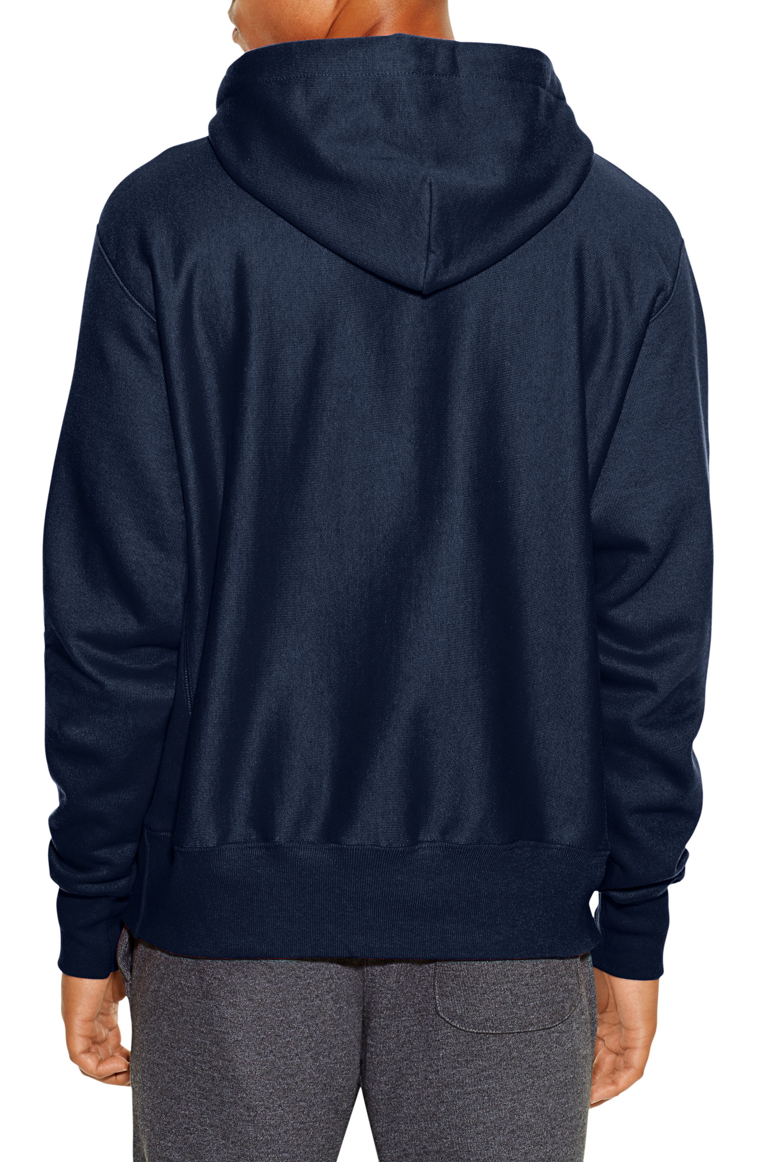 Reverse Weave<sup>®</sup> Pullover Hoodie,                             Alternate thumbnail 16, color,