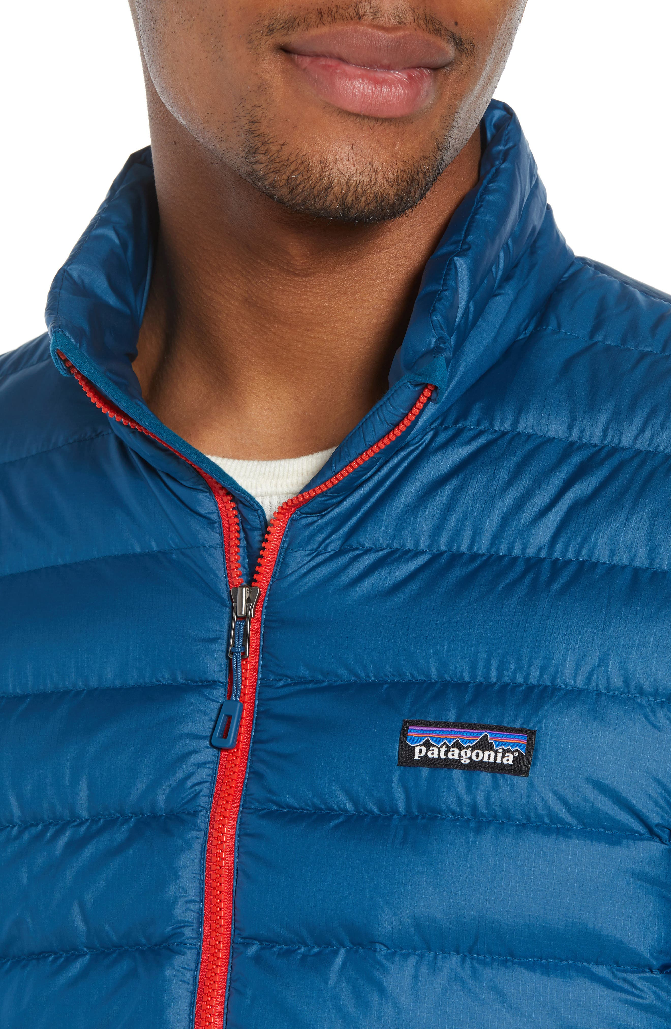 Water Repellent Down Jacket,                             Alternate thumbnail 67, color,