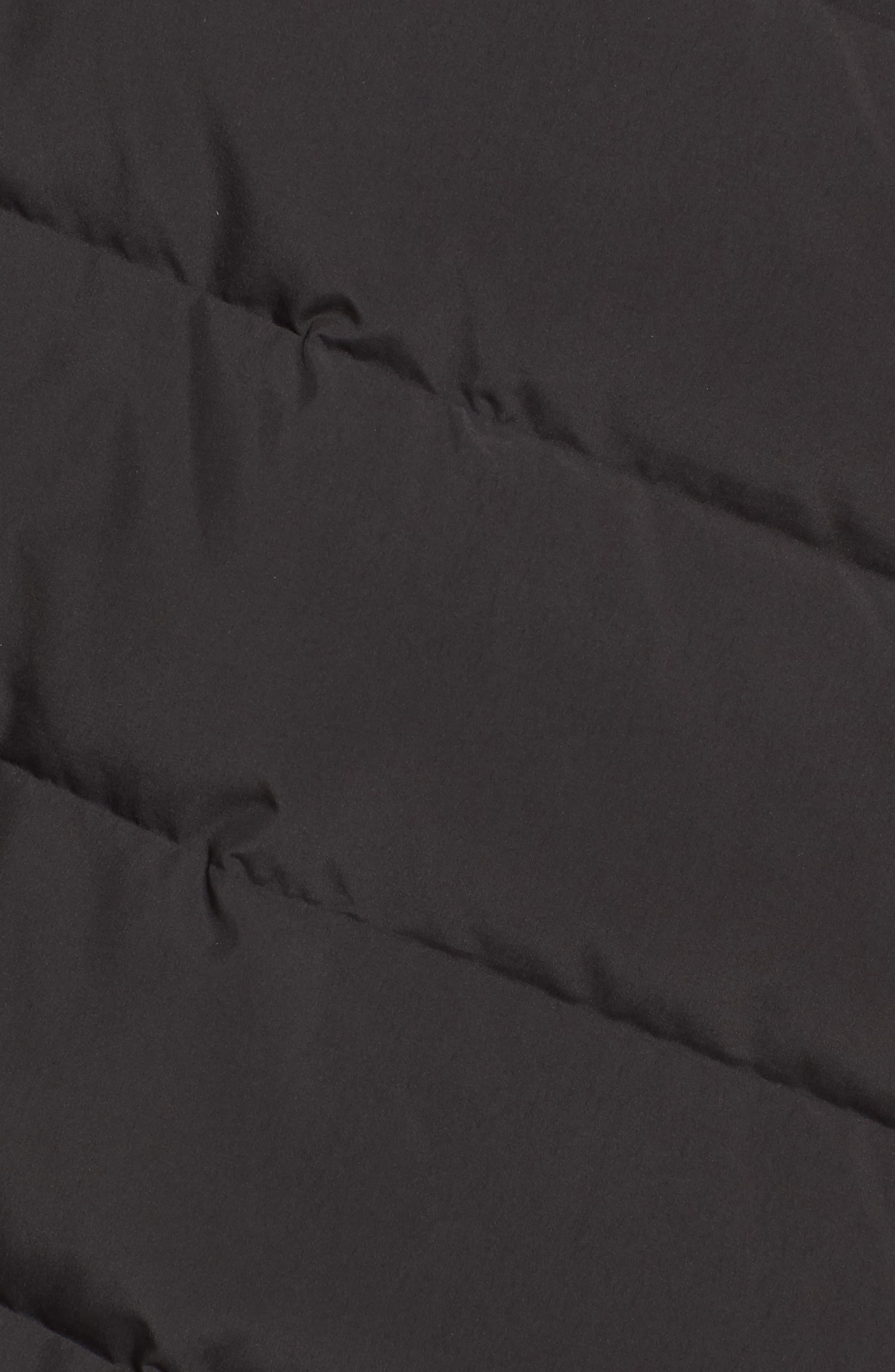 Syrround Down Vest,                             Alternate thumbnail 6, color,                             001