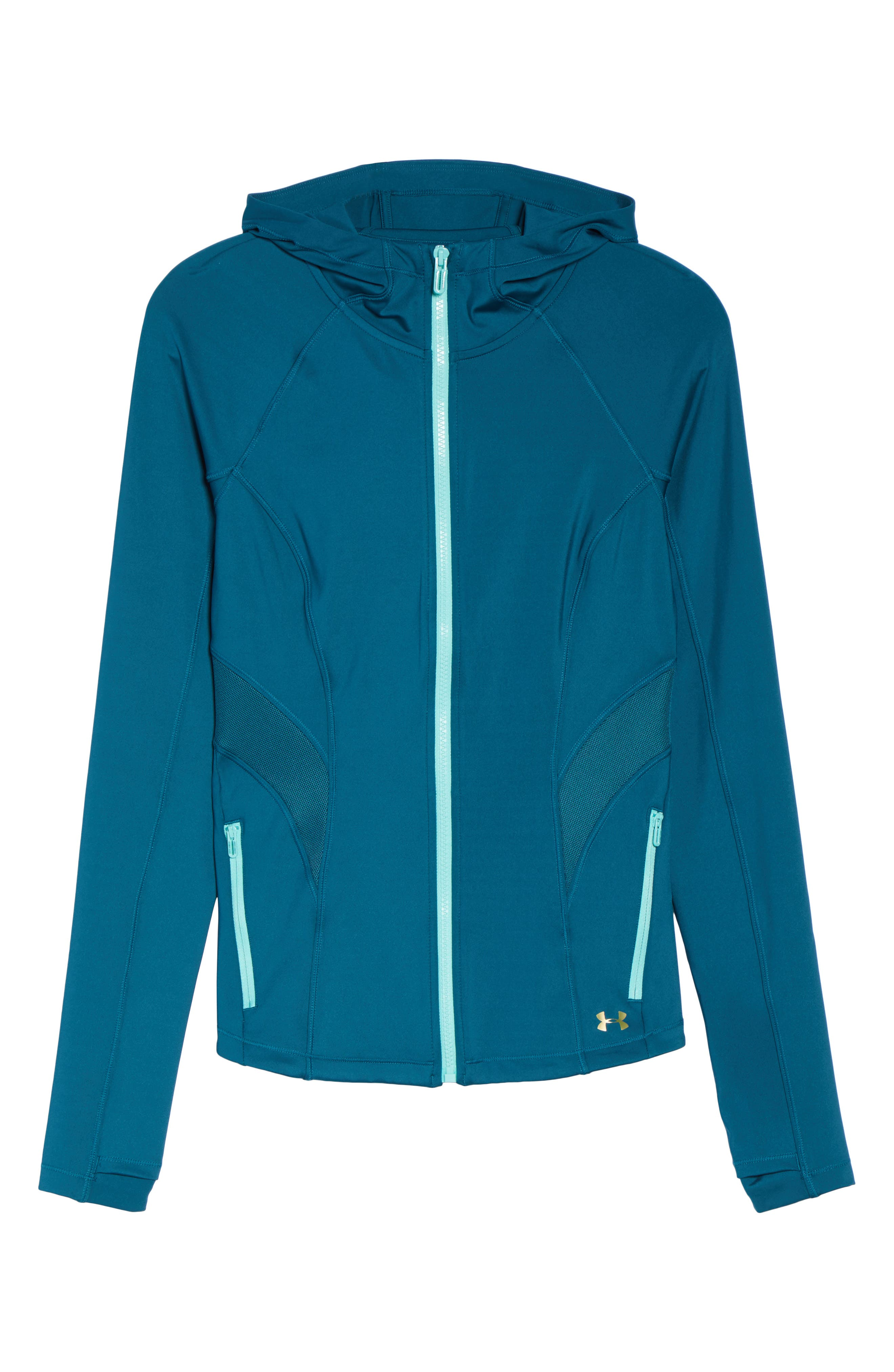 Breathelux Hooded Jacket,                             Alternate thumbnail 13, color,