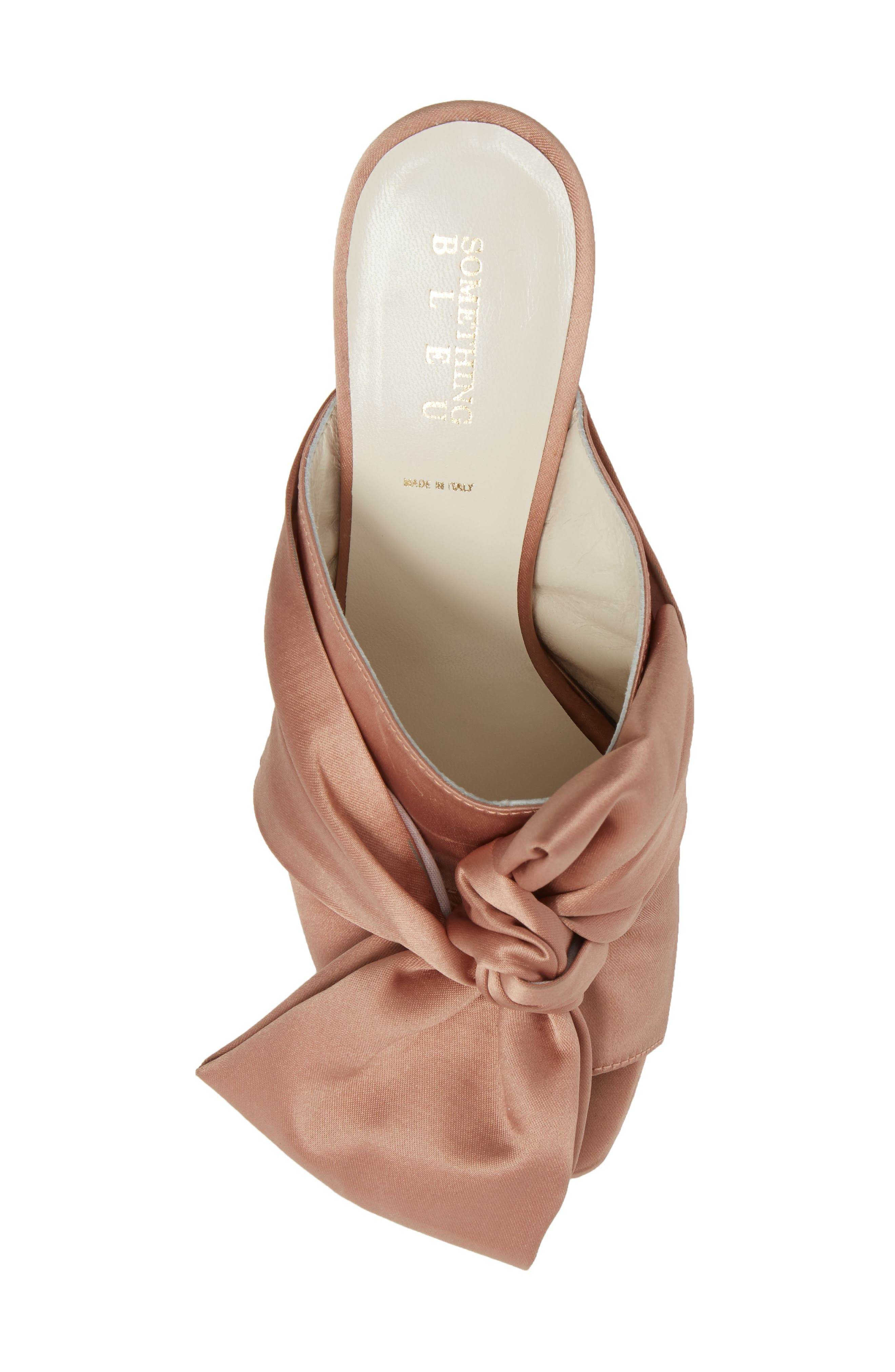 Elisa Knotted Bow Mule,                             Alternate thumbnail 15, color,