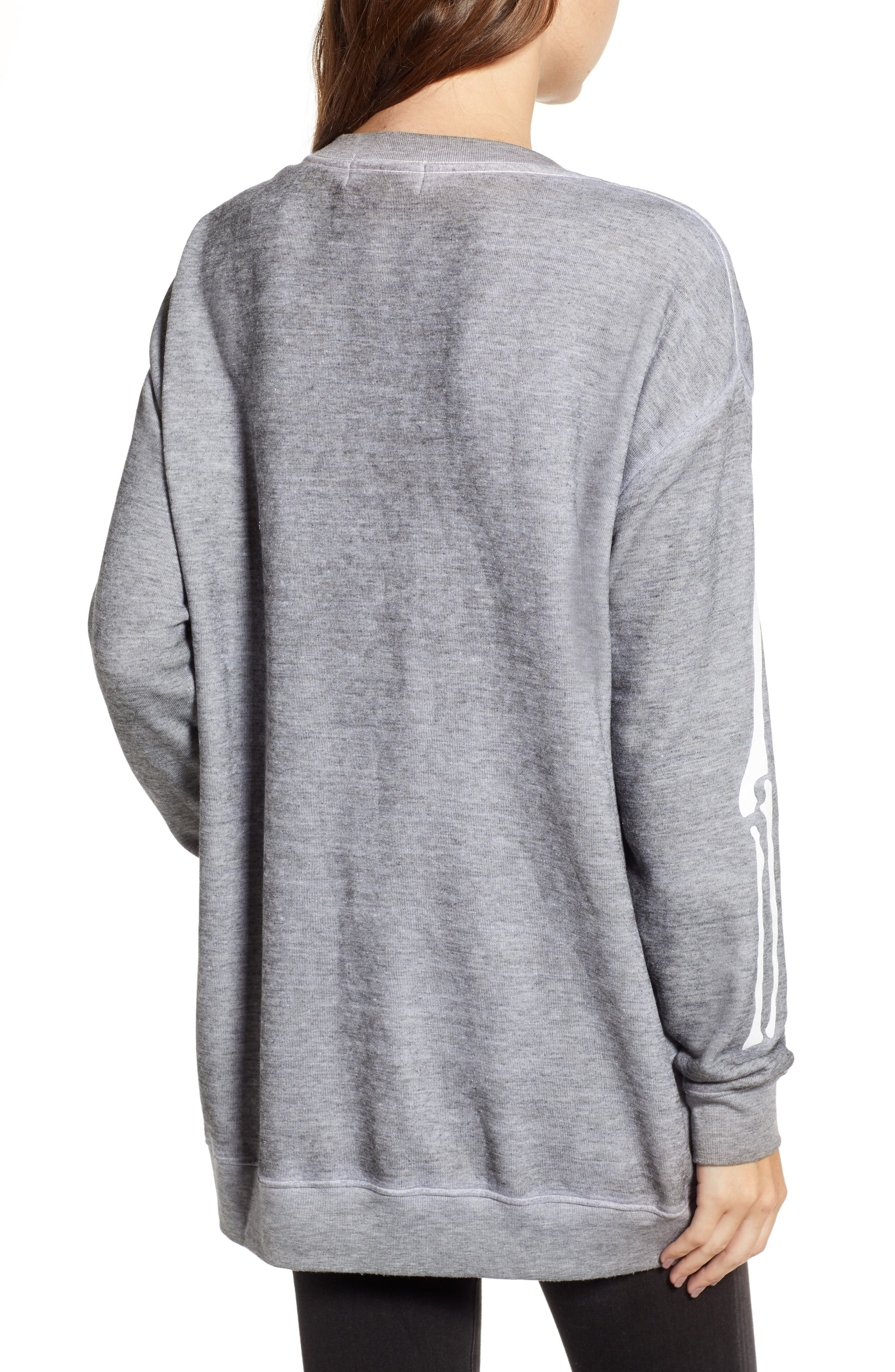 X-Ray Vision Road Trip Sweatshirt,                             Alternate thumbnail 2, color,                             020