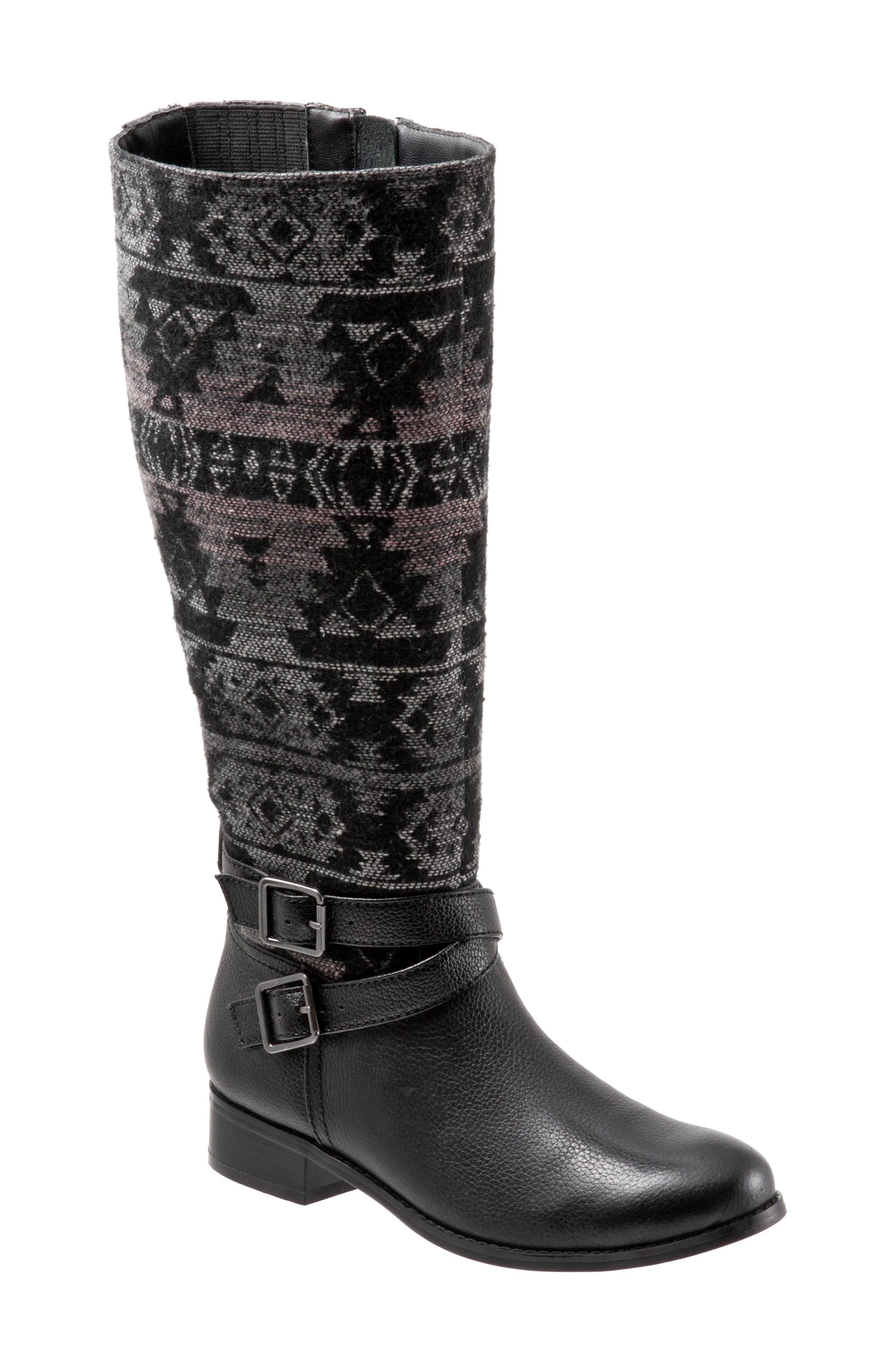Trotters Liberty Knee High Boot