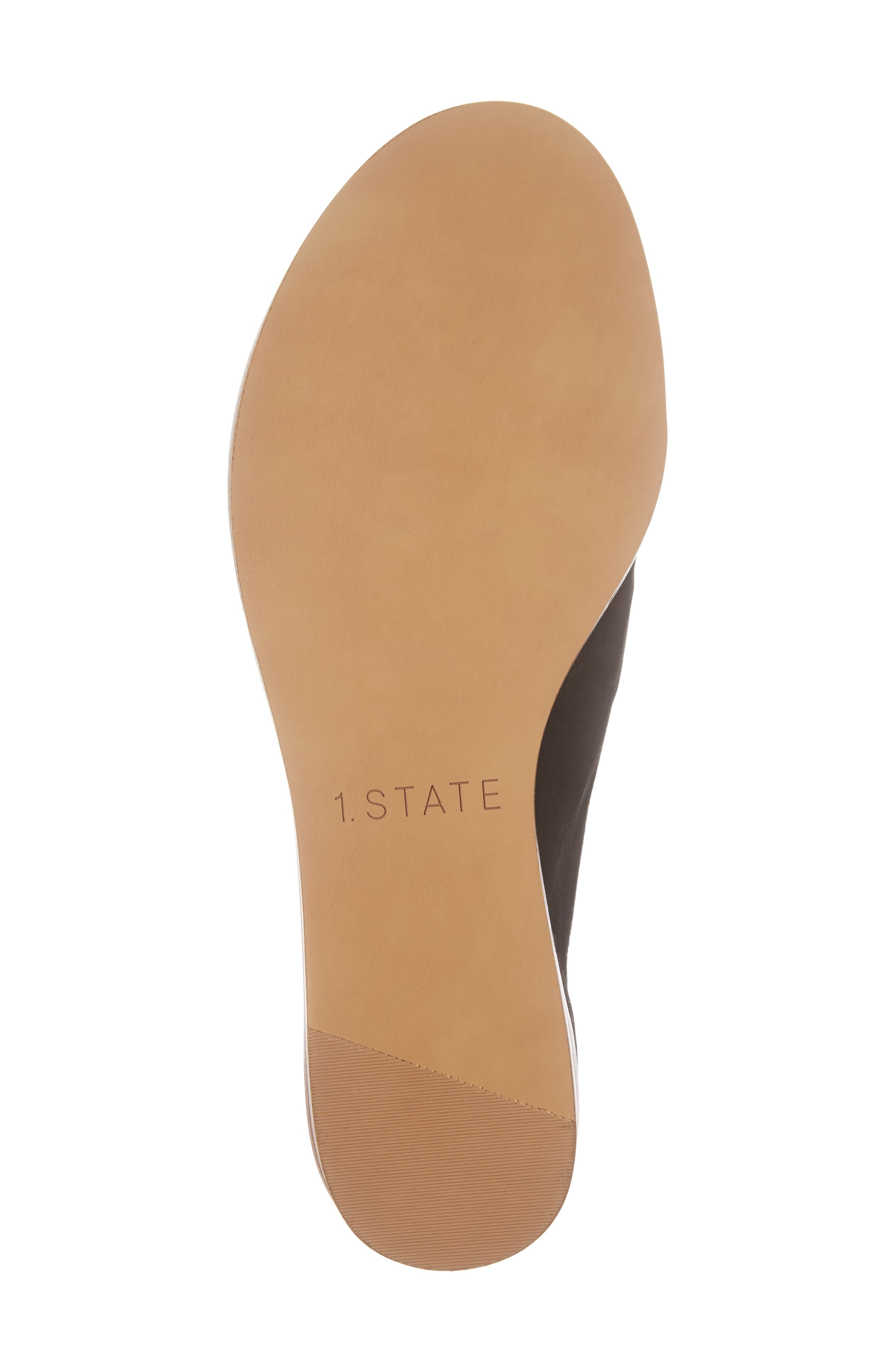 Cassidee Open Toe Flat,                             Alternate thumbnail 6, color,                             001