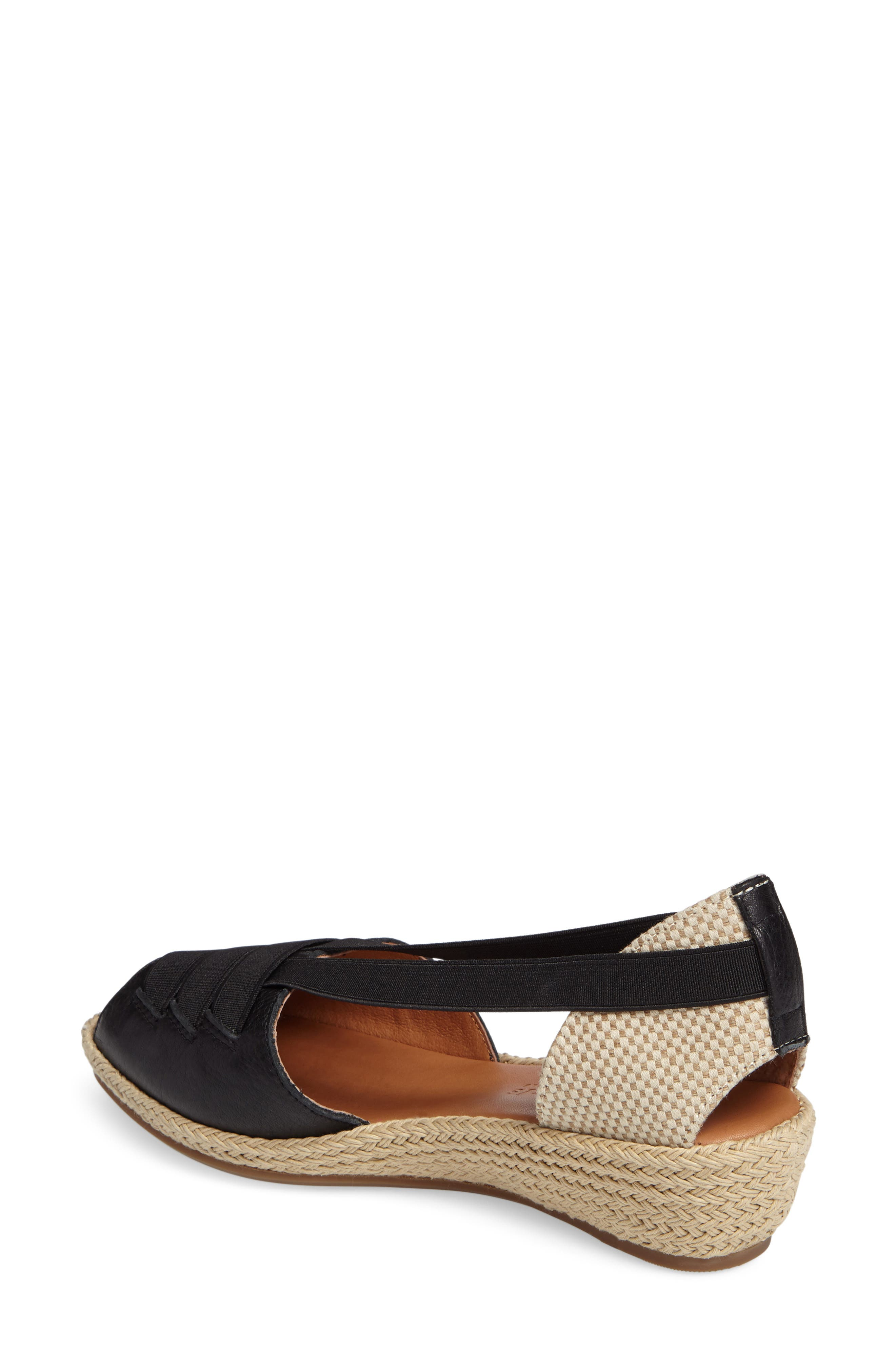 by Kenneth Cole Luci Wedge Sandal,                             Alternate thumbnail 6, color,