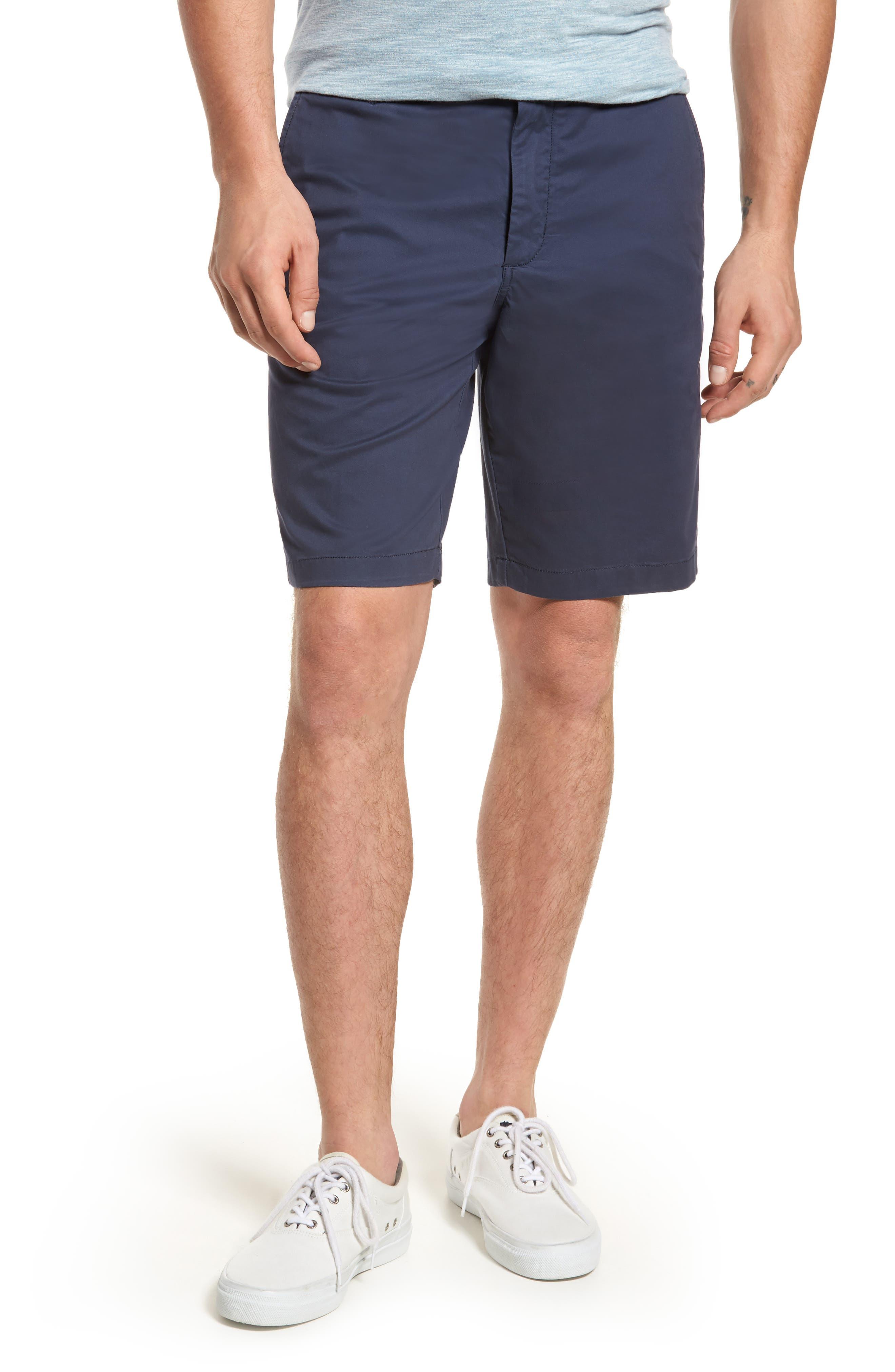 Ballard Slim Fit Stretch Chino 11-Inch Shorts,                             Main thumbnail 10, color,