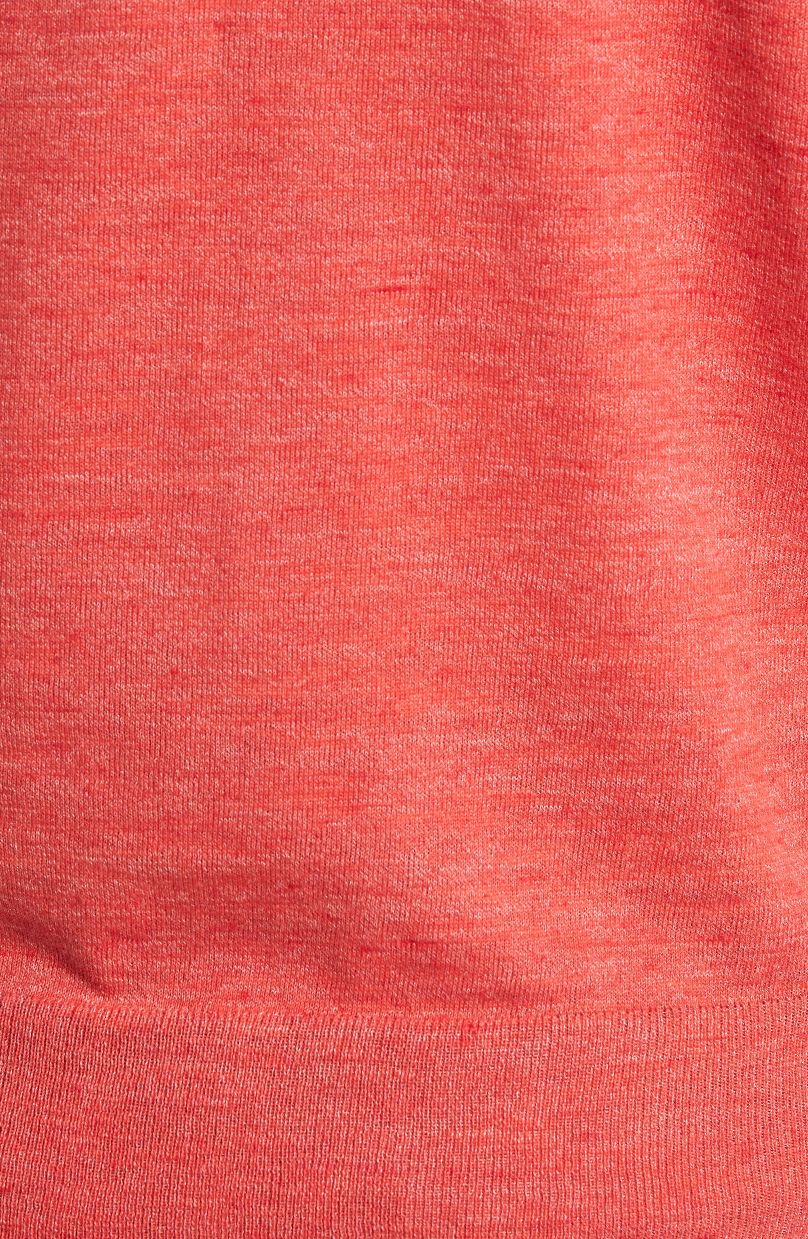 Cotton Blend Crewneck Sweater,                             Alternate thumbnail 20, color,